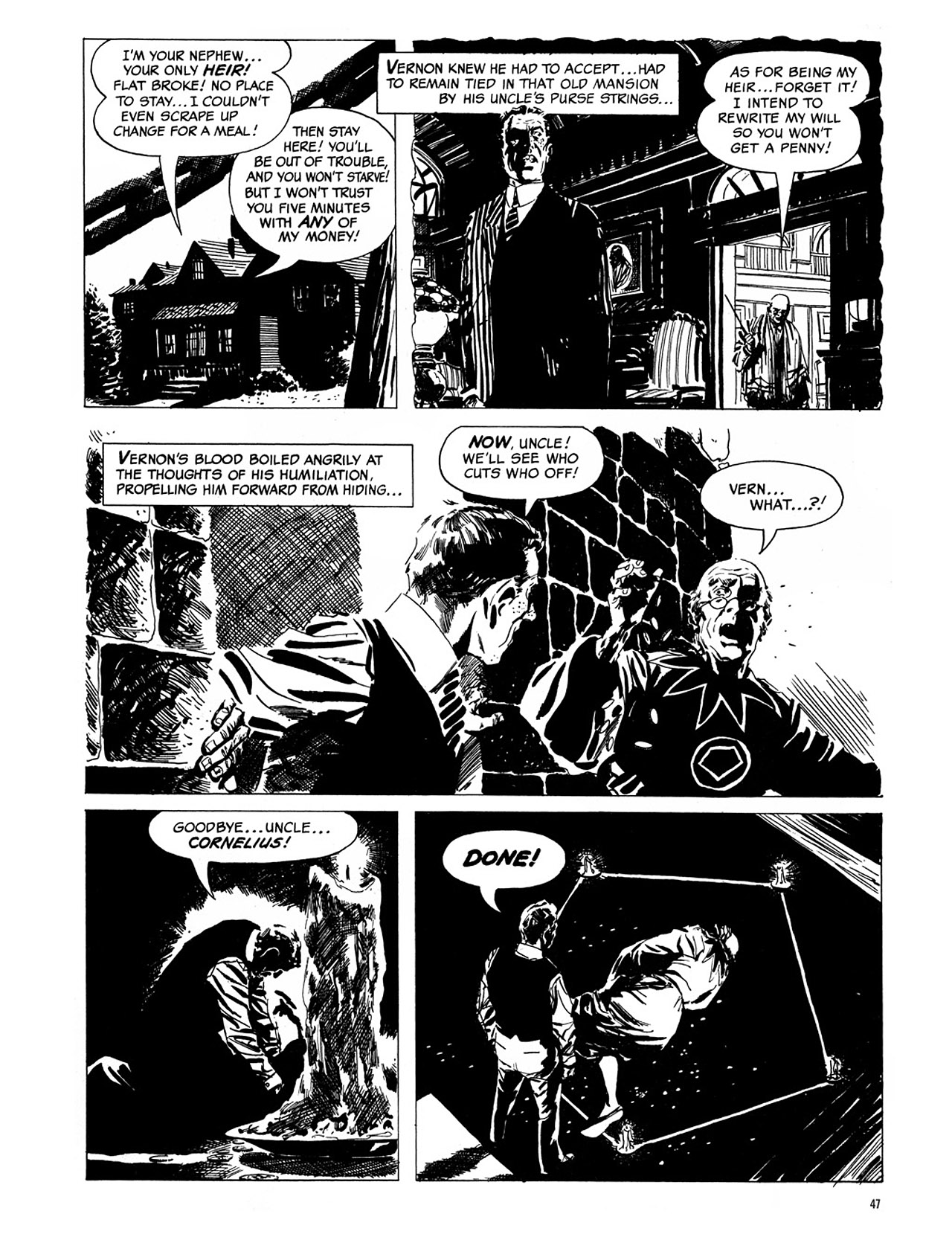 Read online Eerie Archives comic -  Issue # TPB 1 - 48