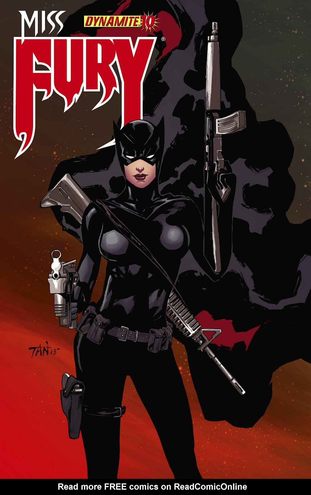 Miss Fury (2013) issue 10 - Page 1