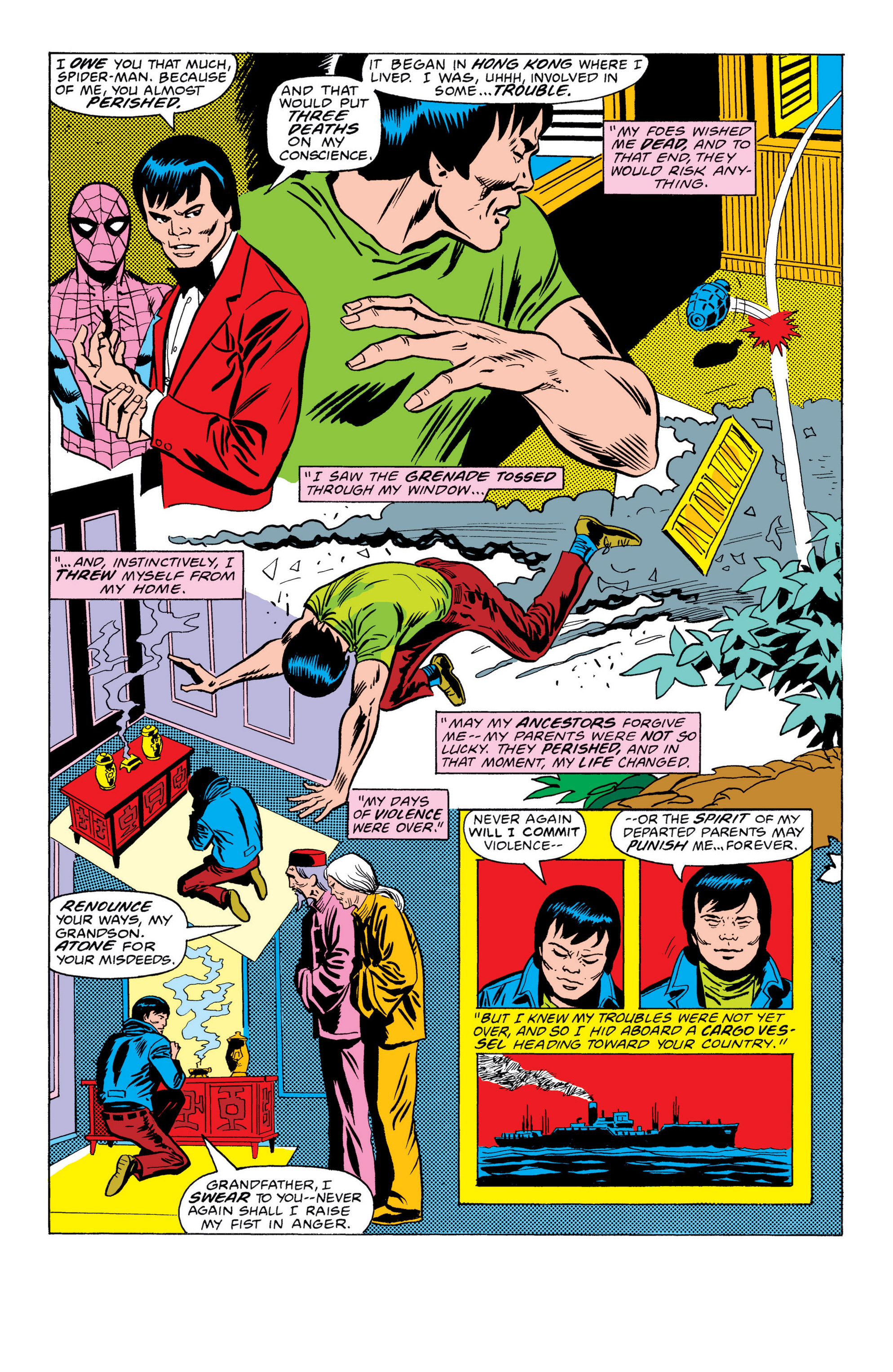 The Amazing Spider-Man (1963) 185 Page 4