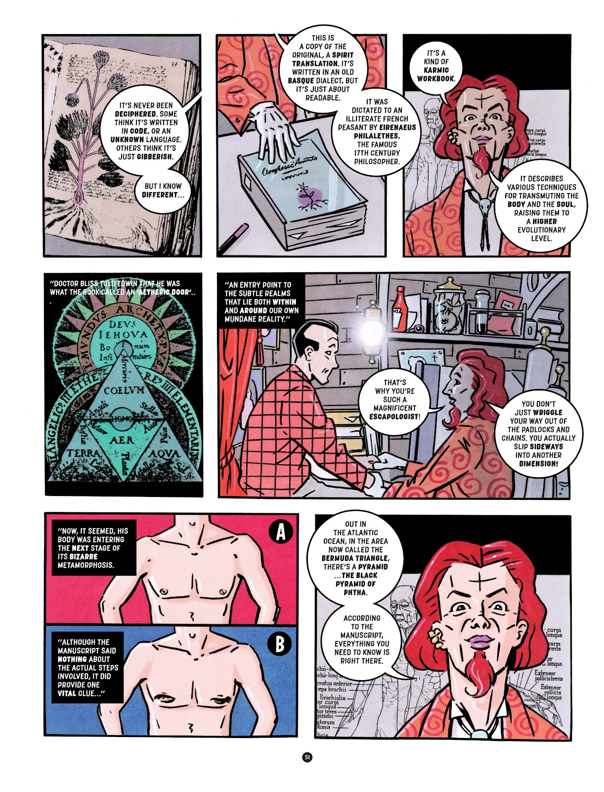 Read online Tales from Beyond Science comic -  Issue # TPB - 52