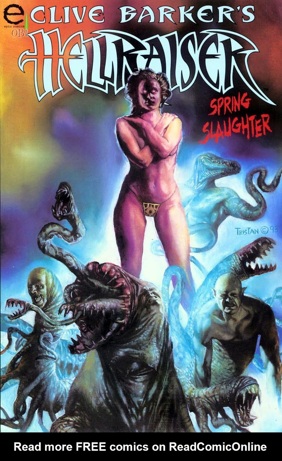 Clive Barkers Hellraiser Spring Slaughter Full Page 1