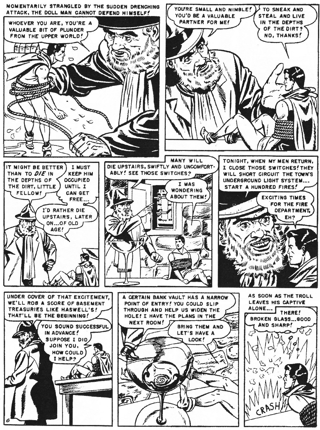 Read online Men of Mystery Comics comic -  Issue #70 - 17