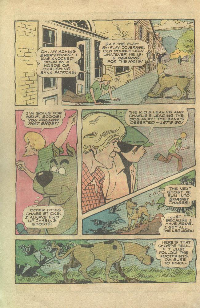 Read online Scooby-Doo... Mystery Comics comic -  Issue #27 - 6