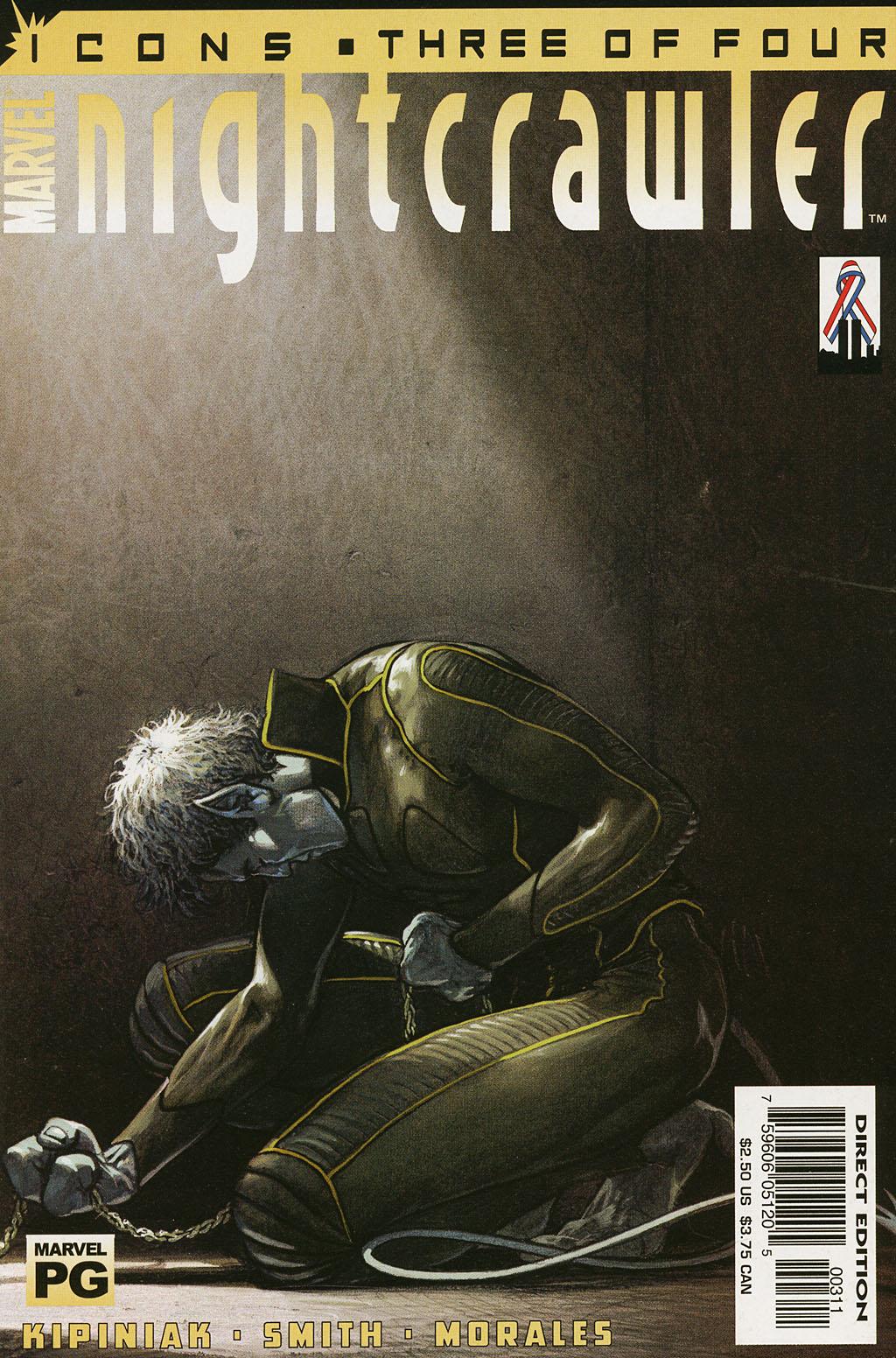 Read online Nightcrawler (2002) comic -  Issue #3 - 1