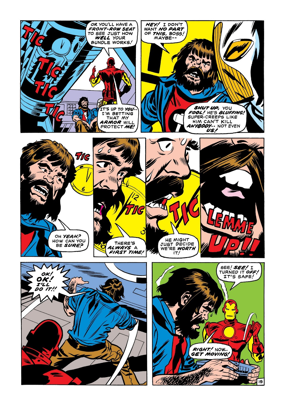 Read online Marvel Masterworks: The Invincible Iron Man comic -  Issue # TPB 7 (Part 2) - 27