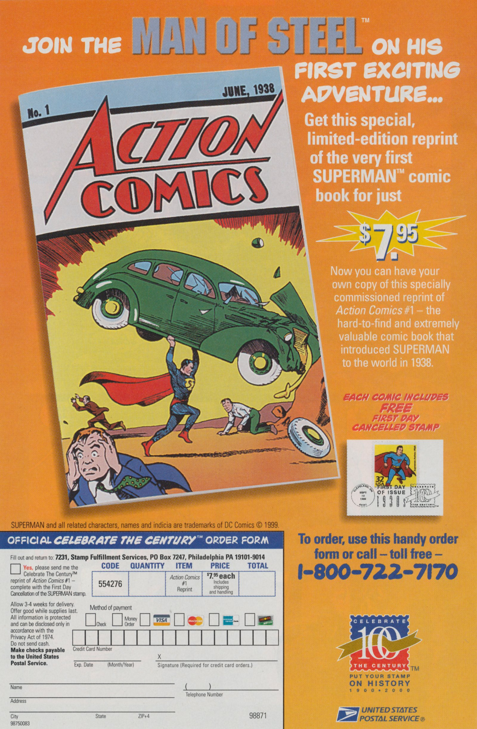 Read online Action Comics (1938) comic -  Issue #752 - 10