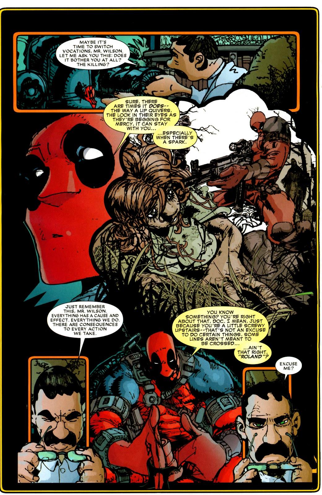 Read online Deadpool (2008) comic -  Issue #900 - 27