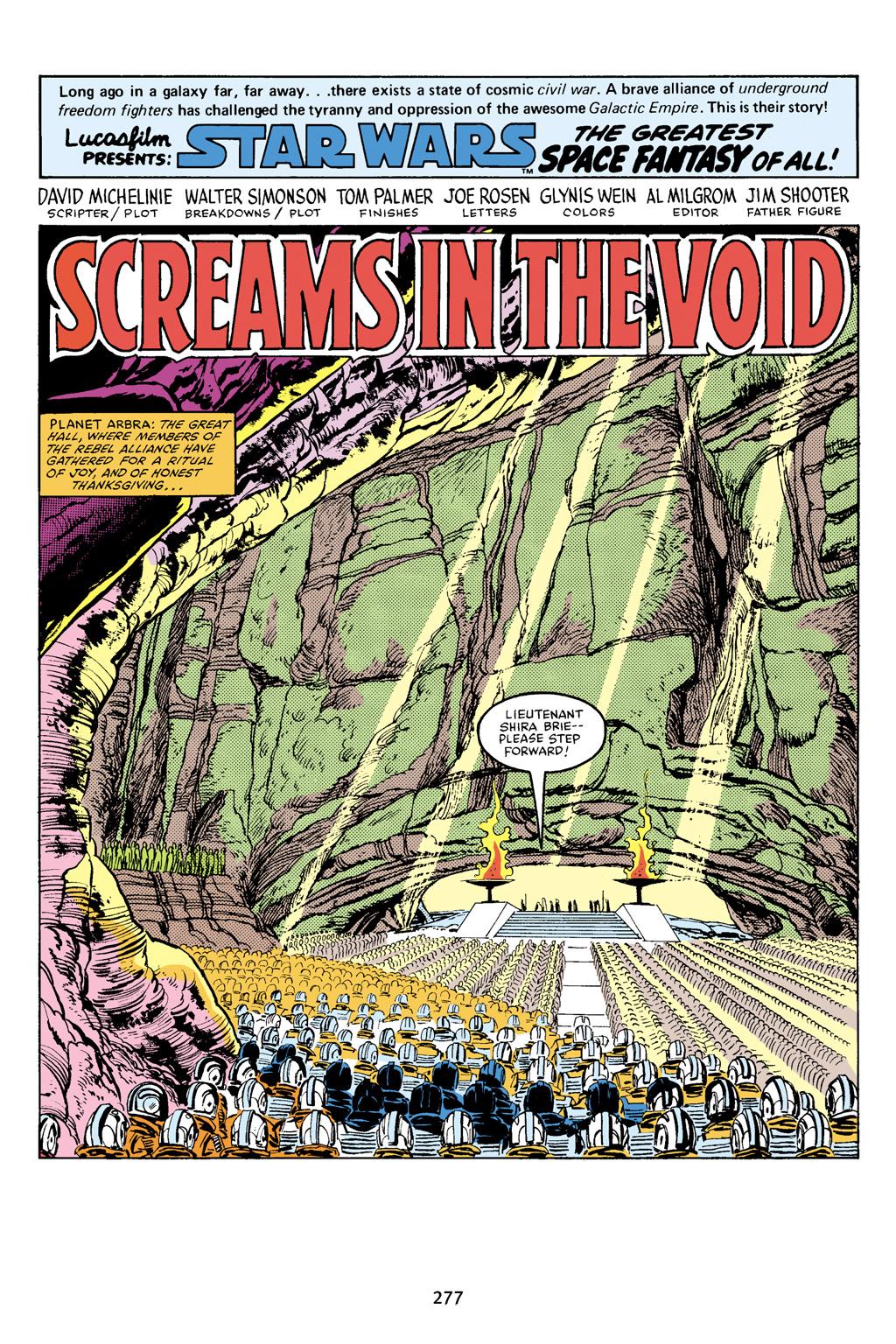 Read online Star Wars Omnibus comic -  Issue # Vol. 16 - 272