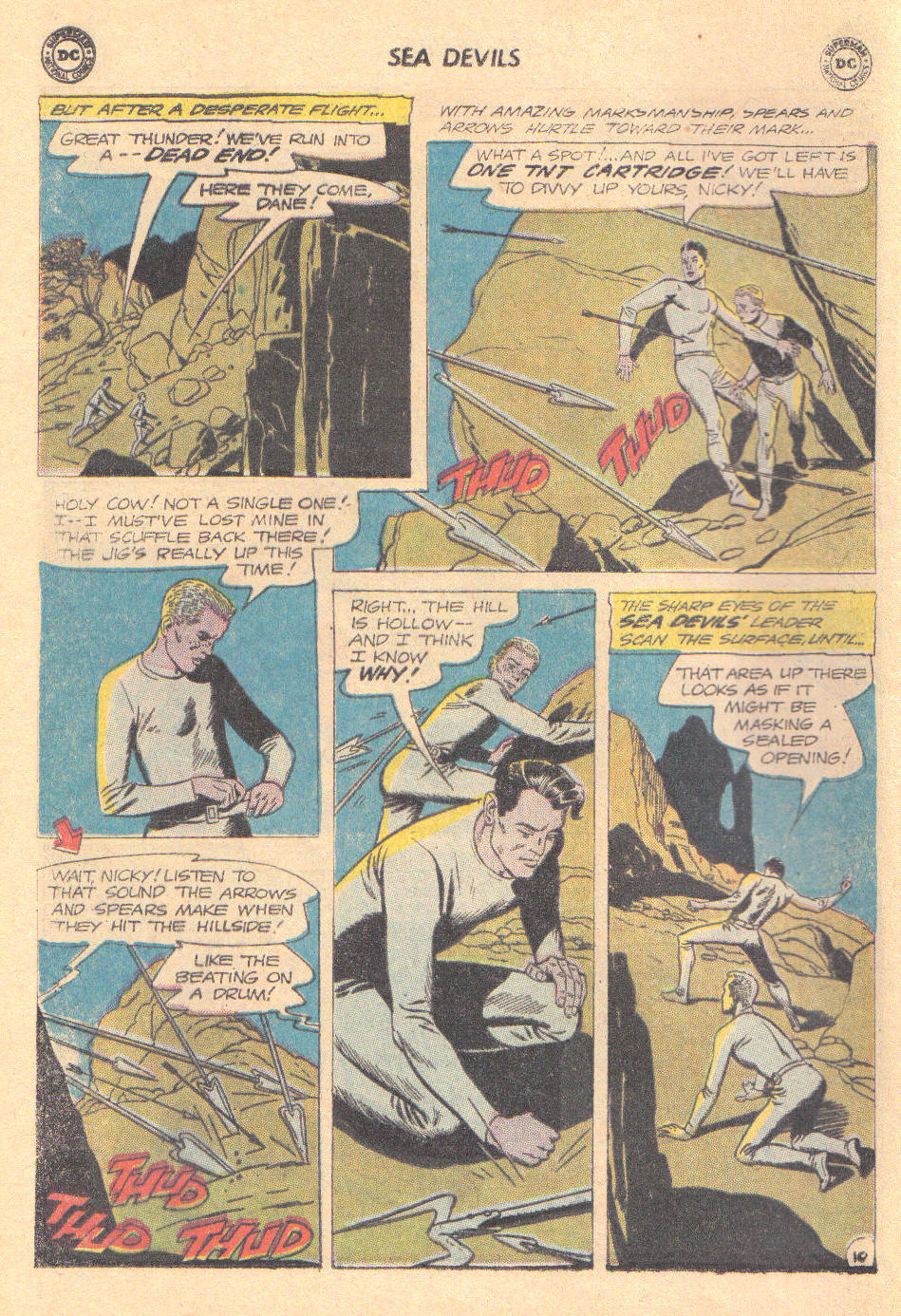 Read online Sea Devils comic -  Issue #16 - 12
