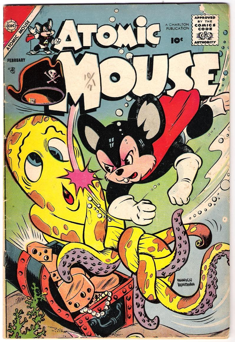 Atomic Mouse 25 Page 1