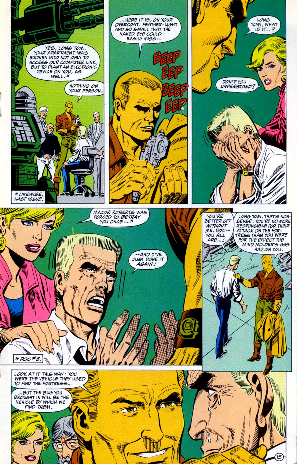 Doc Savage (1988) issue 12 - Page 17