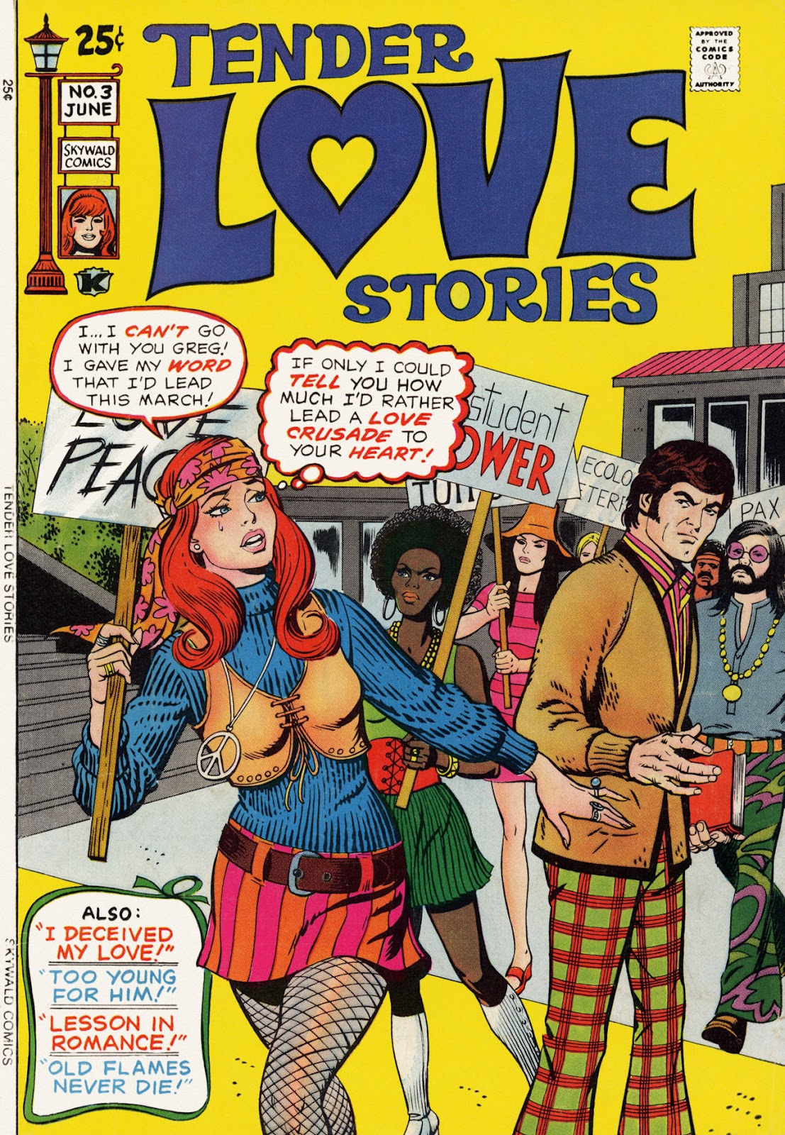 Tender Love Stories 3 Page 1