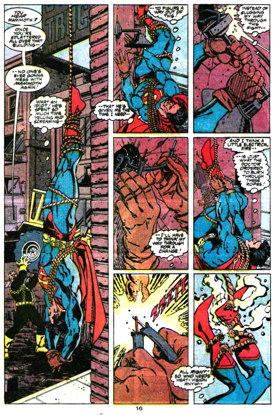 Read online Adventures of Superman (1987) comic -  Issue #472 - 17