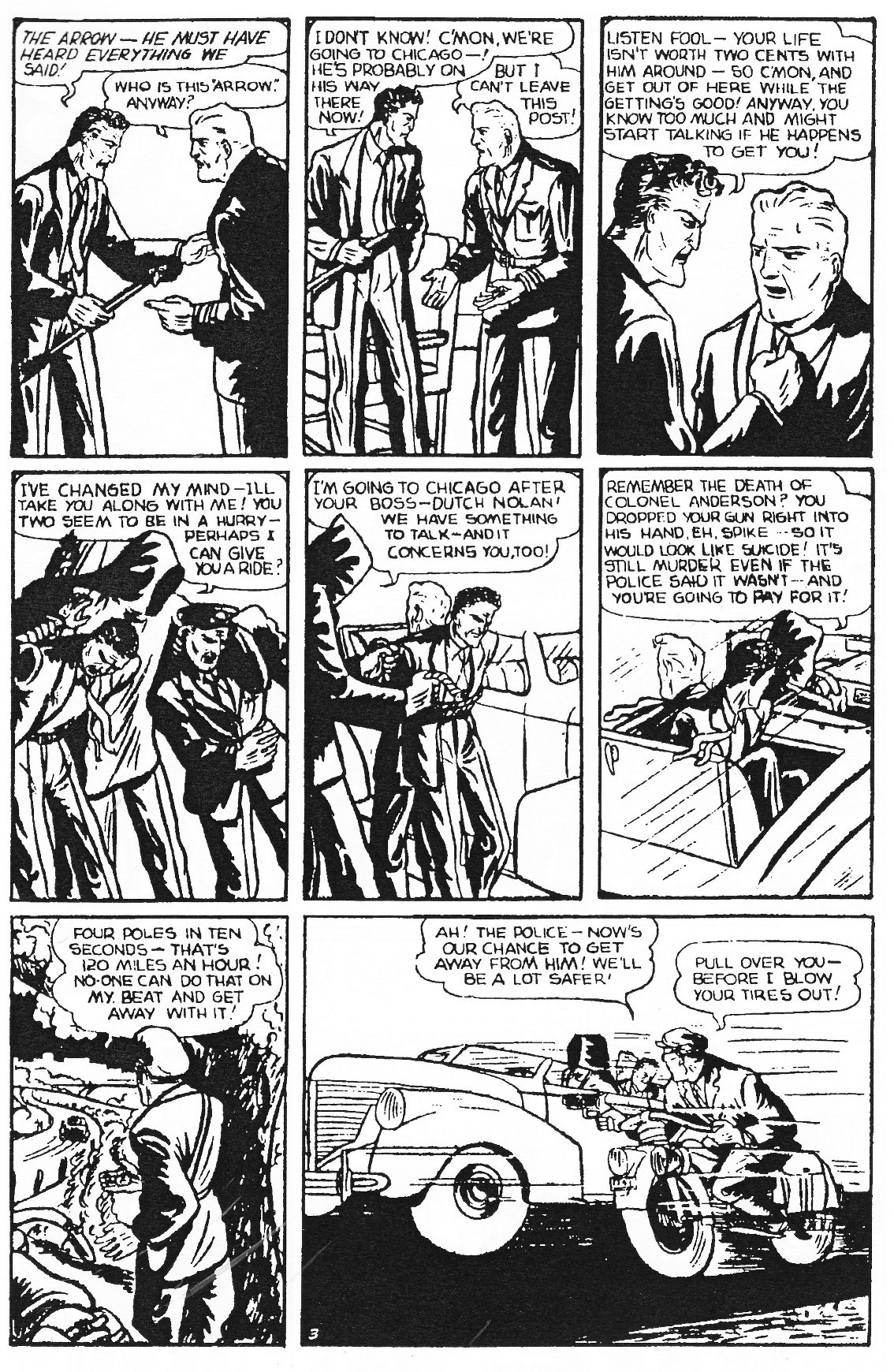 Read online Men of Mystery Comics comic -  Issue #83 - 31