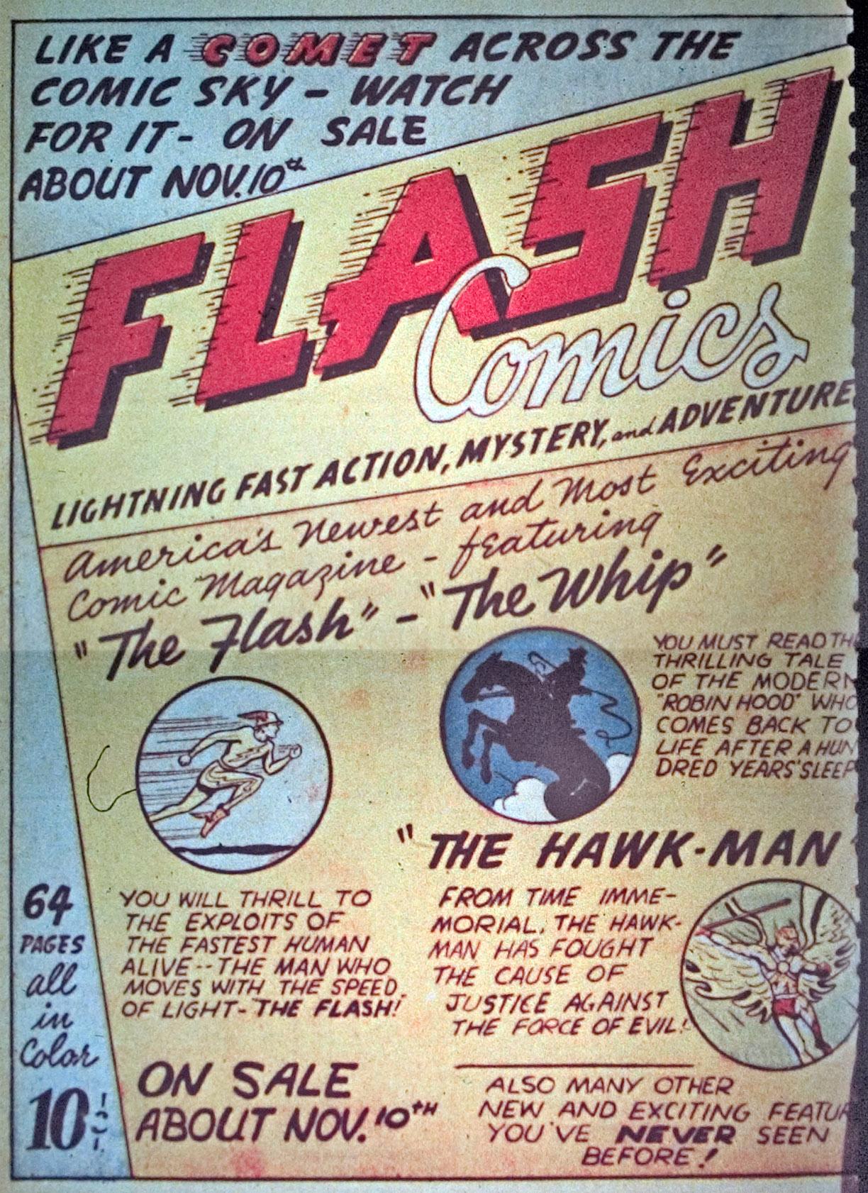 Read online Detective Comics (1937) comic -  Issue #34 - 66