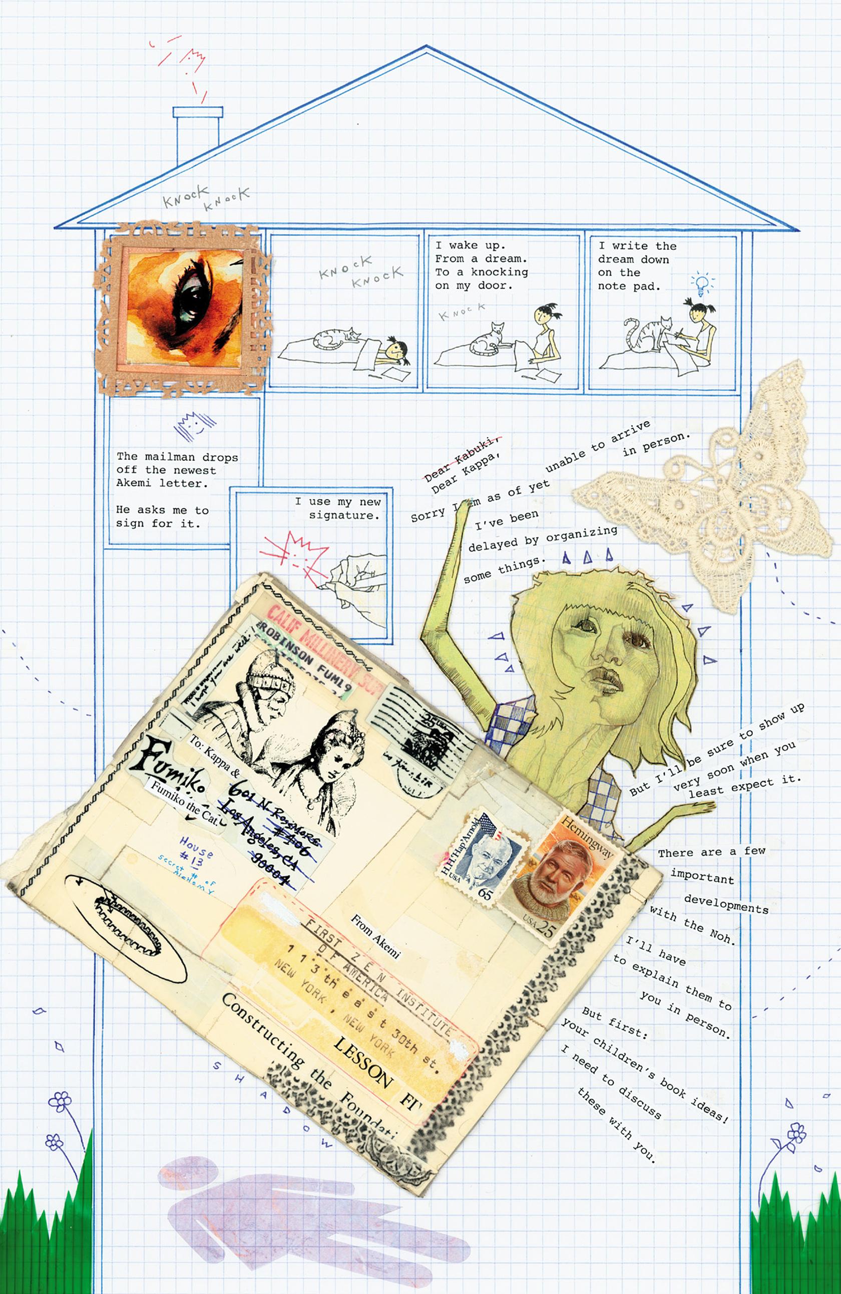Read online Kabuki (2004) comic -  Issue #7 - 12