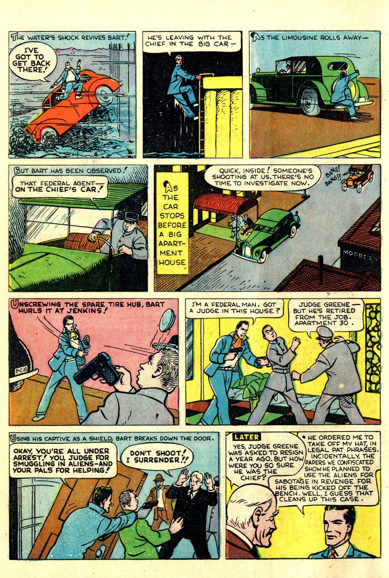 Read online Detective Comics (1937) comic -  Issue #44 - 22