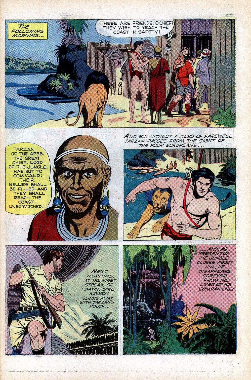 Tarzan (1962) issue 173 - Page 23