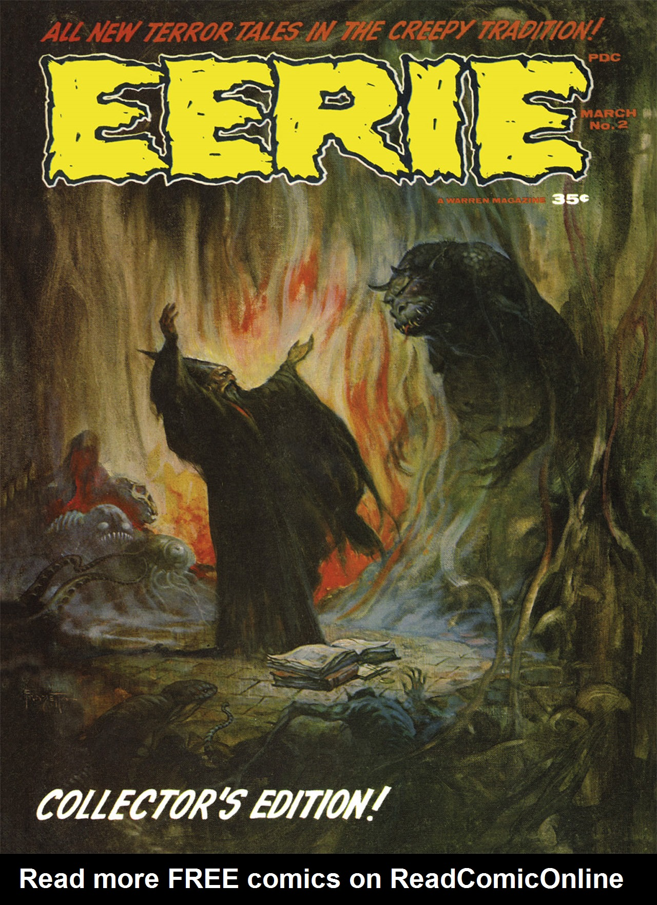 Read online Eerie Archives comic -  Issue # TPB 1 - 32