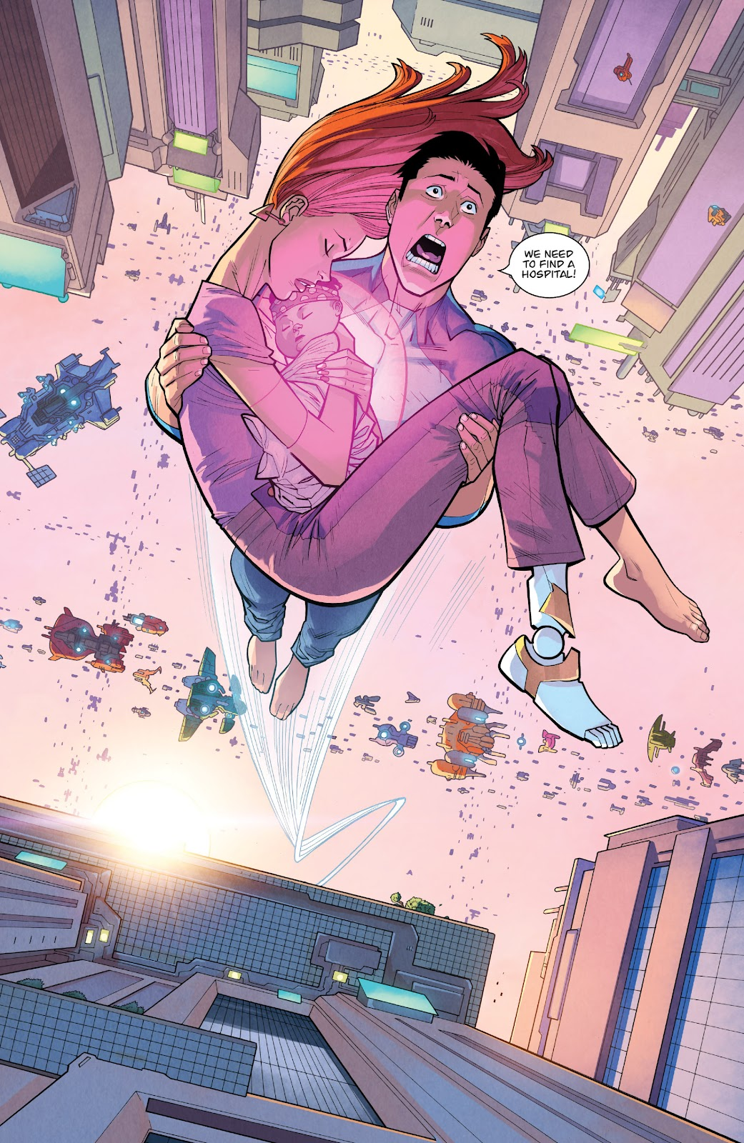 Invincible (2003) issue TPB 21 - Modern Family - Page 90