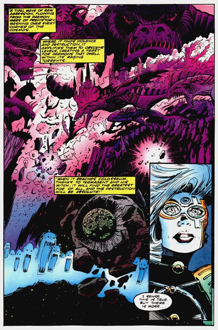 Read online Battletide comic -  Issue #3 - 16