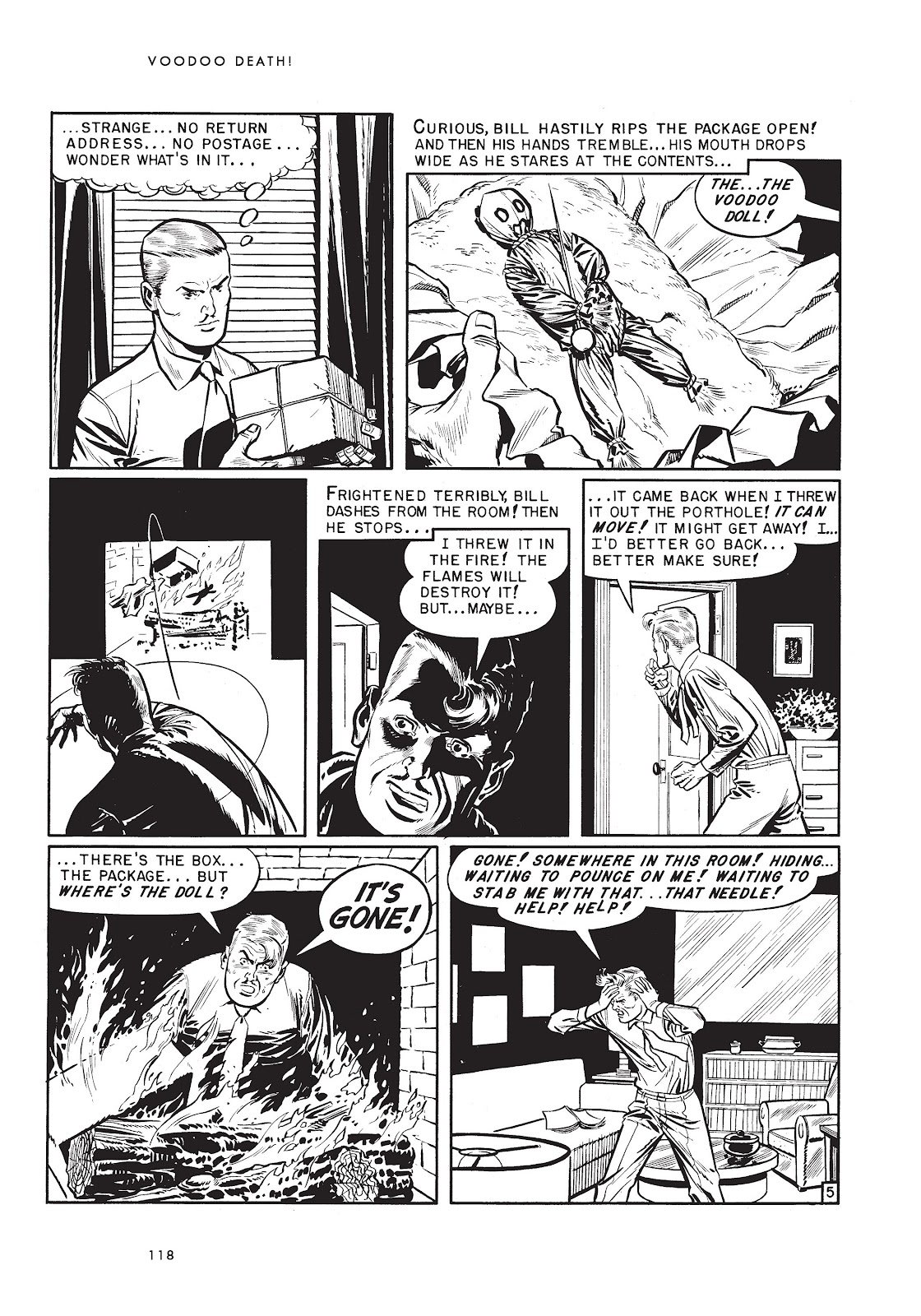 Read online Voodoo Vengeance and Other Stories comic -  Issue # TPB (Part 2) - 36