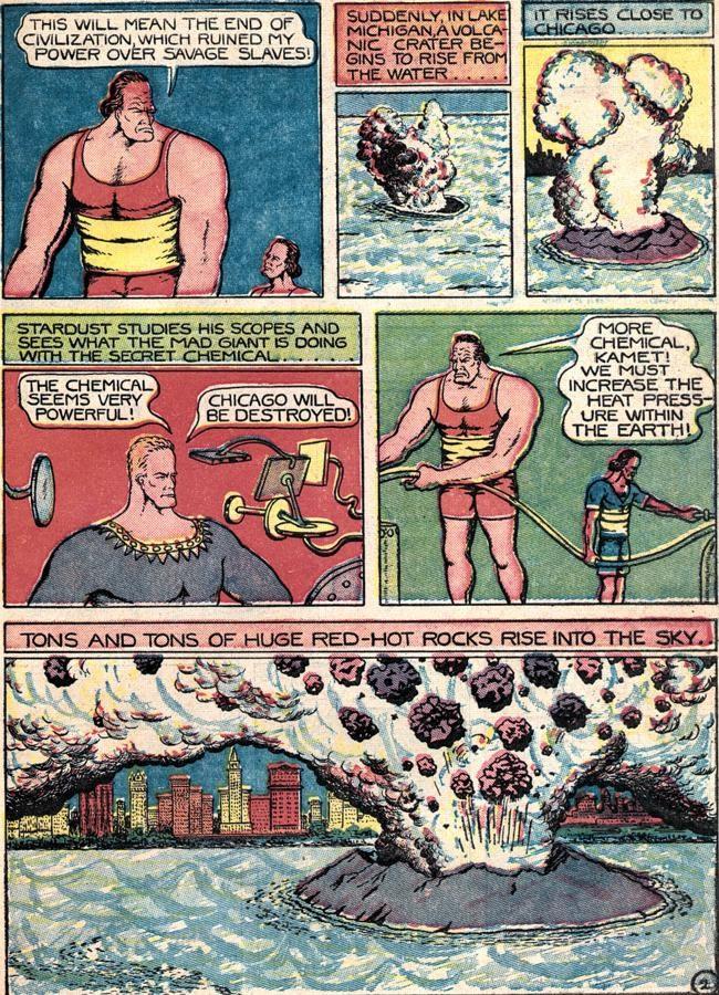 Read online Fantastic Comics comic -  Issue #4 - 54