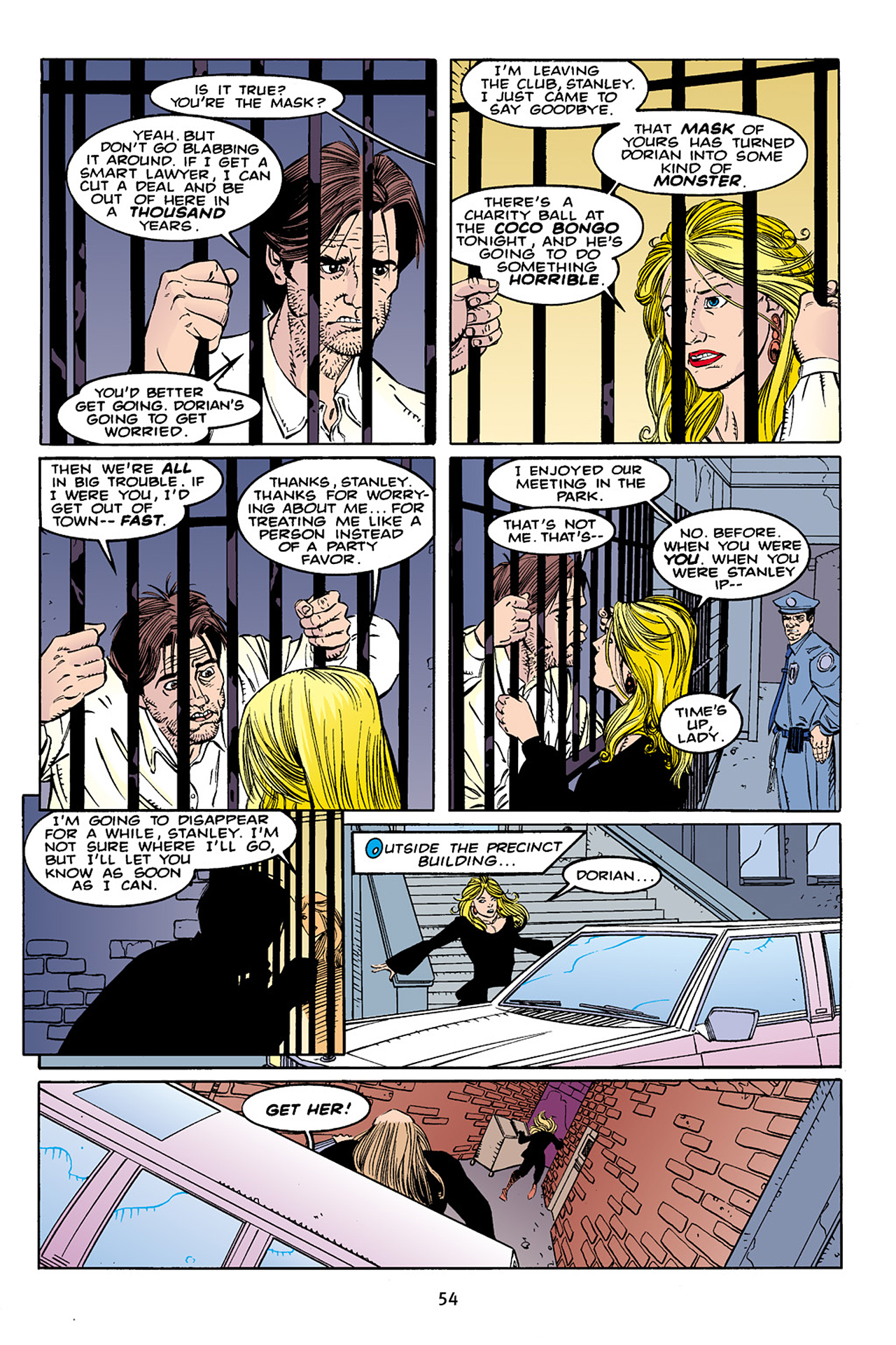 Read online Adventures Of The Mask Omnibus comic -  Issue #Adventures Of The Mask Omnibus Full - 54