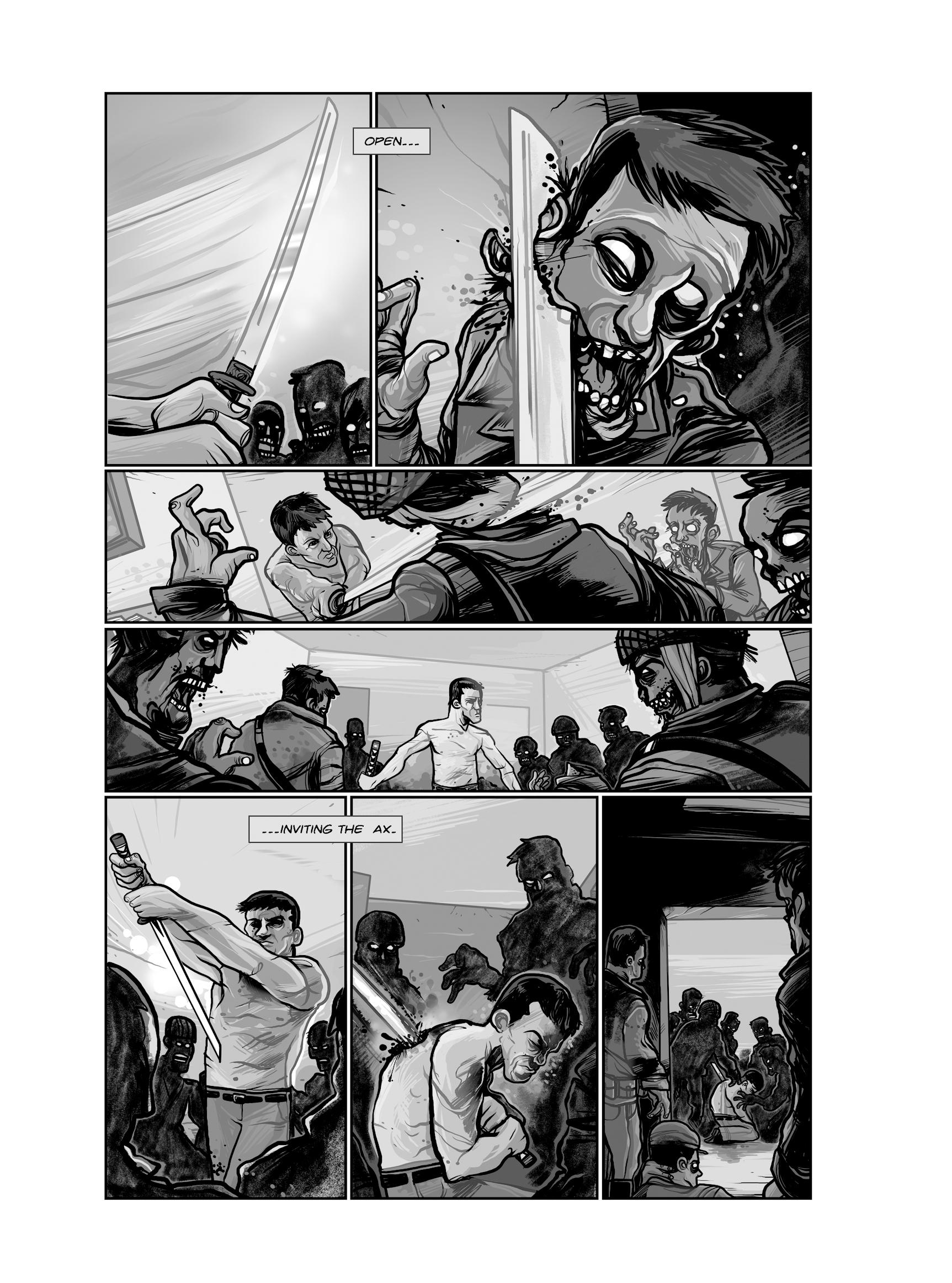 Read online FUBAR comic -  Issue #2 - 33