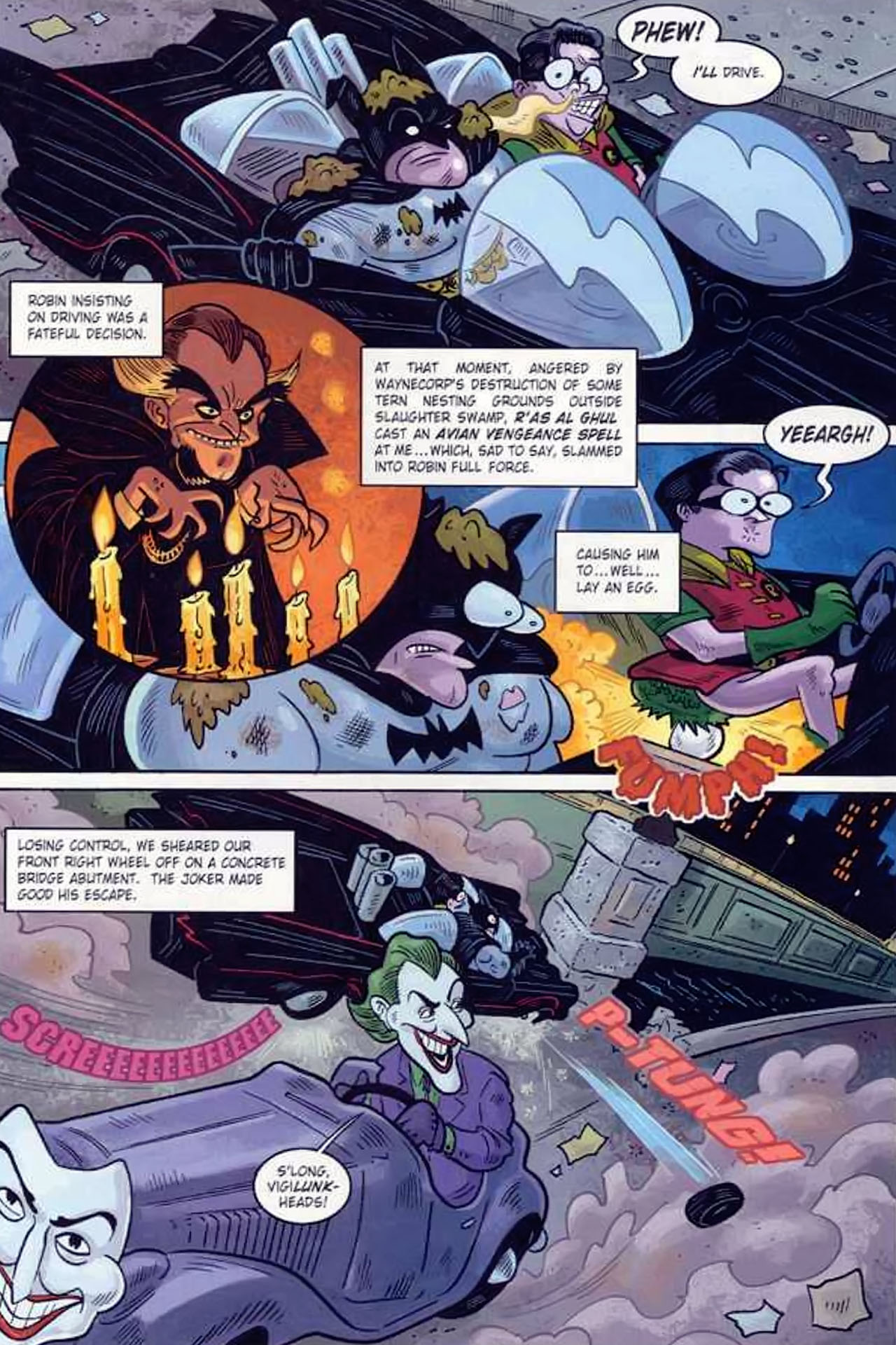 Read online Bizarro World comic -  Issue # TPB - 43