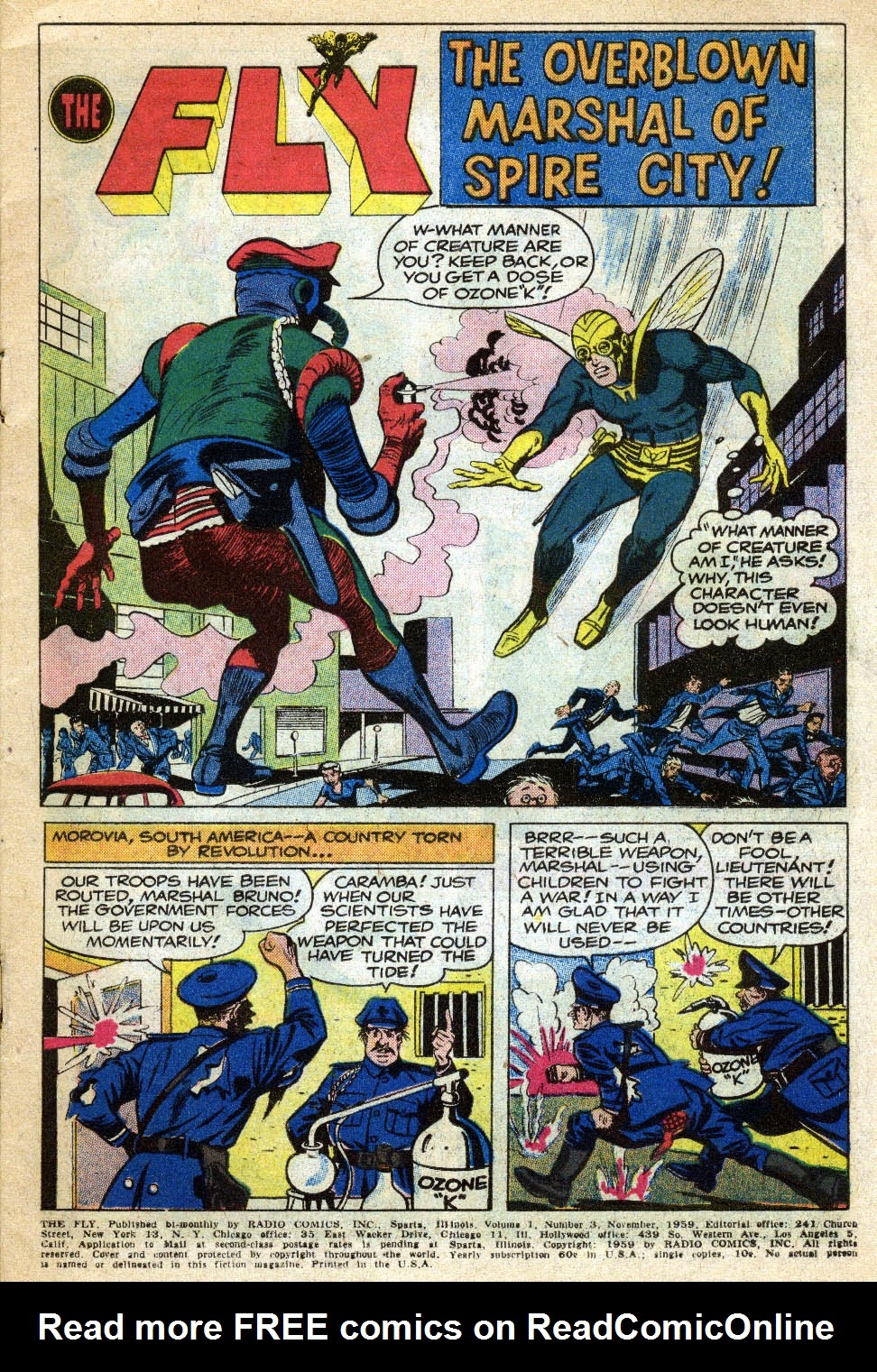 The Fly (1959) issue 3 - Page 3