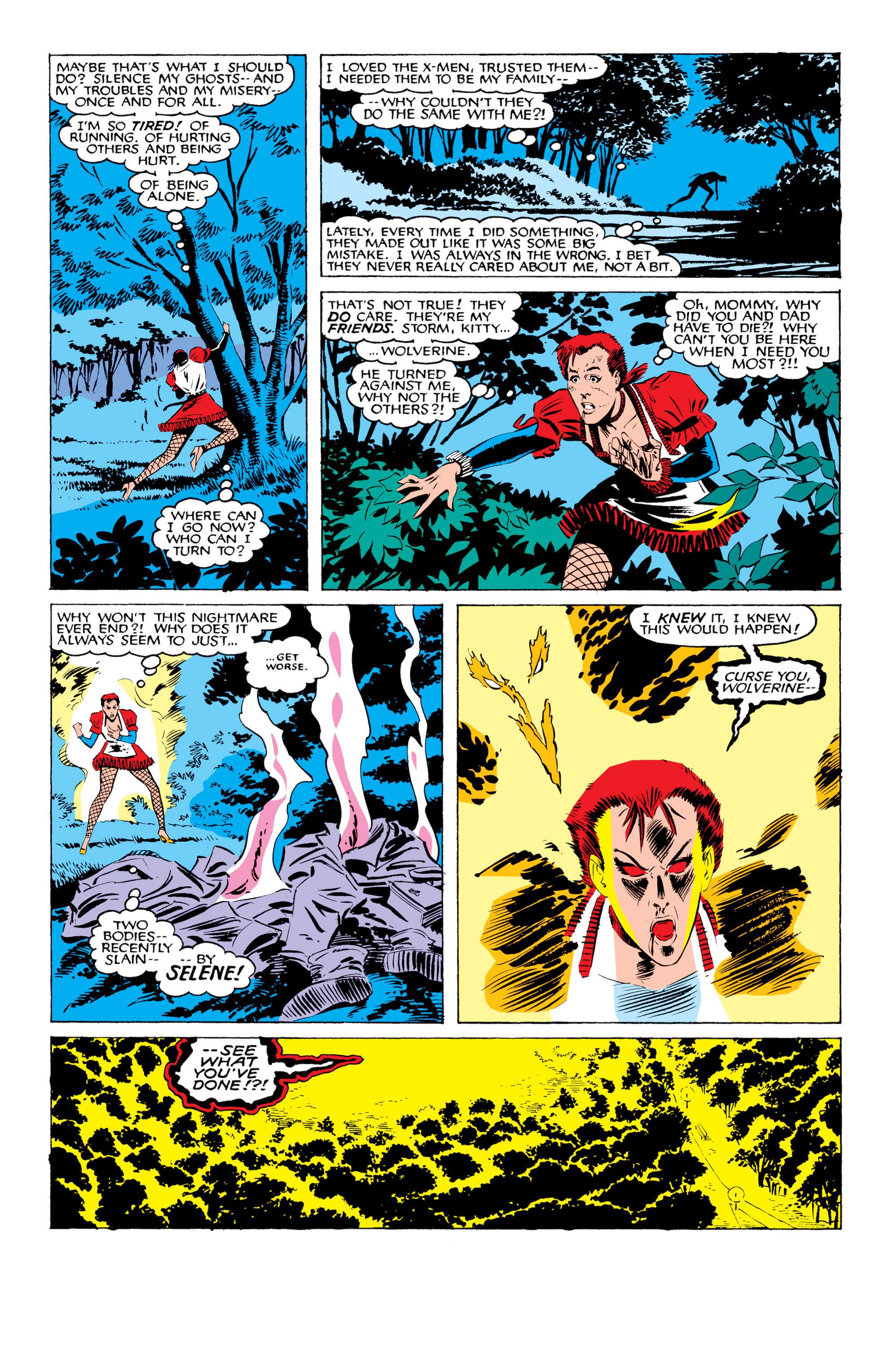 Read online Uncanny X-Men (1963) comic -  Issue #208 - 12
