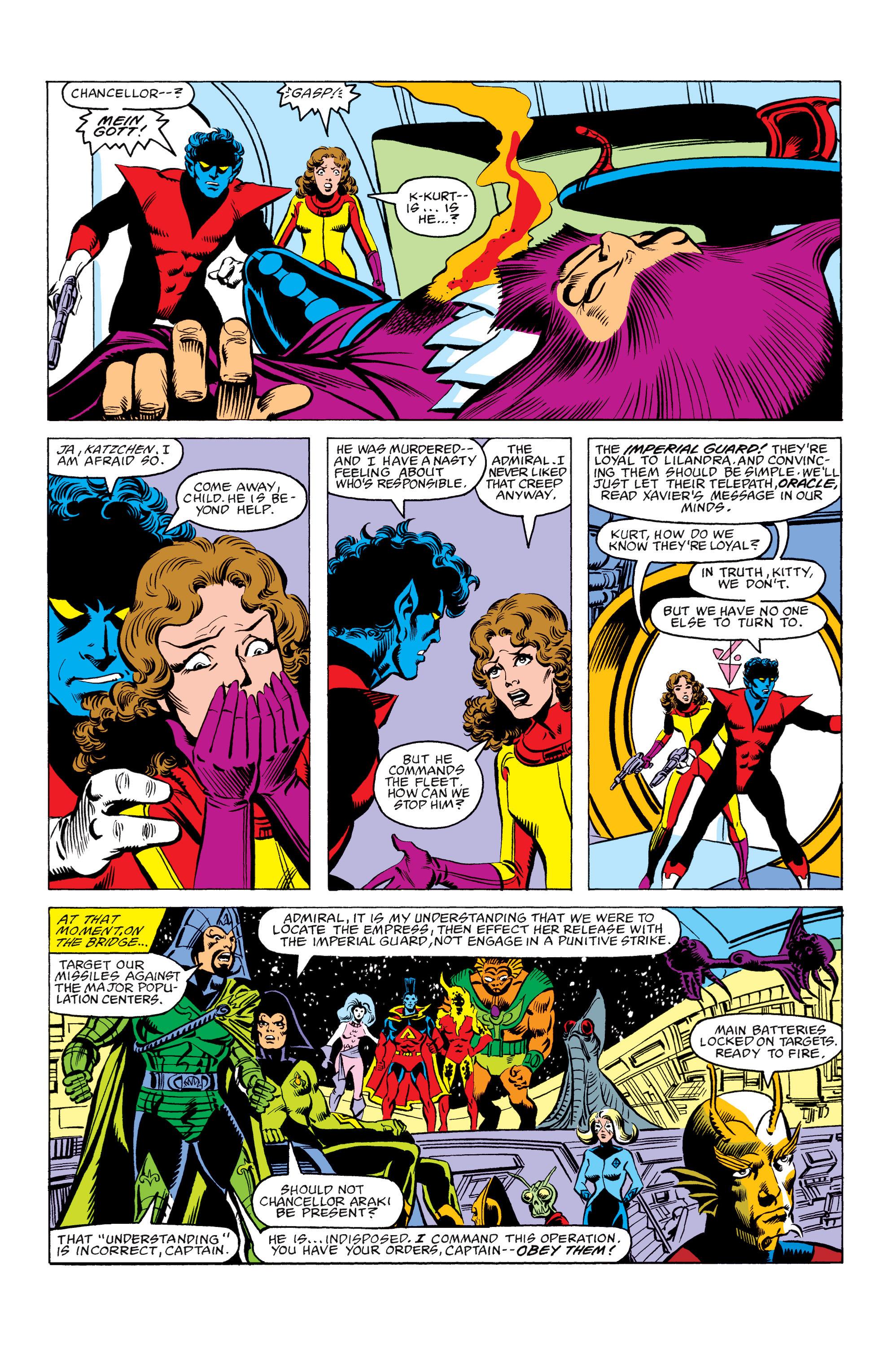 Read online Uncanny X-Men (1963) comic -  Issue #157 - 14