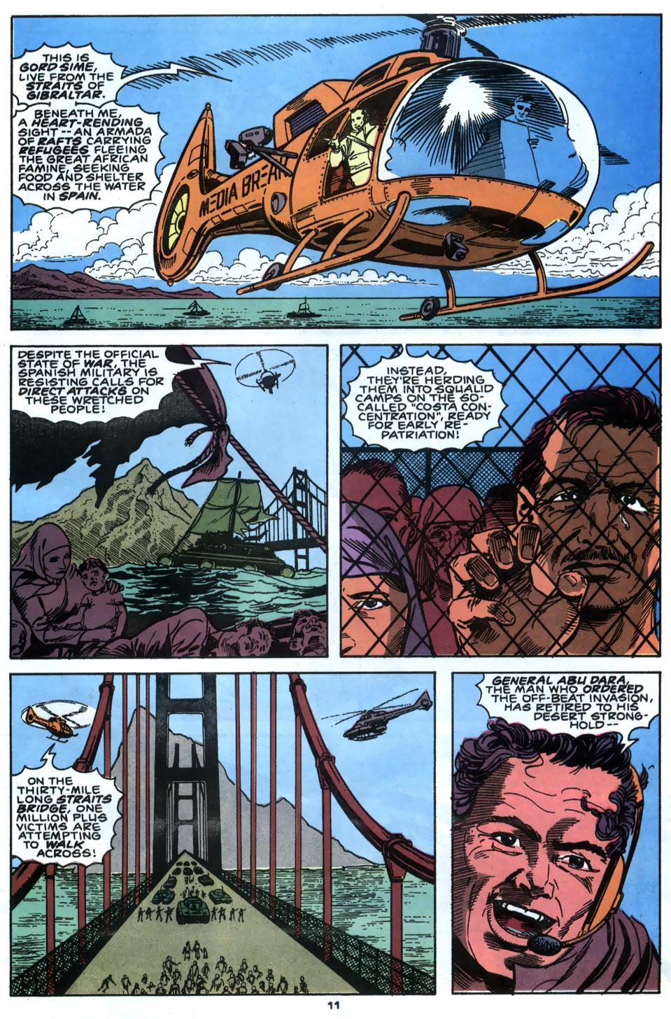 Read online Robocop (1990) comic -  Issue #5 - 9