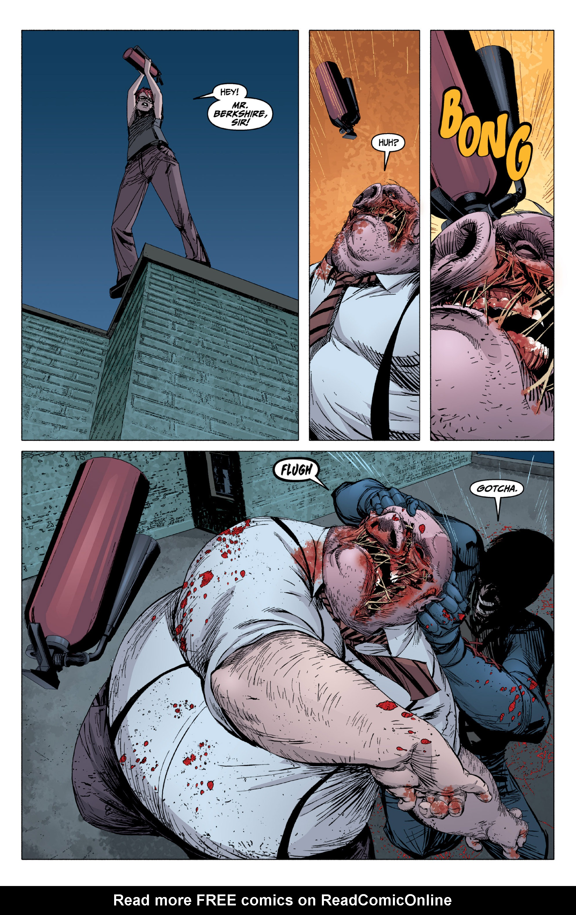 Read online X: Big Bad comic -  Issue # Full - 117