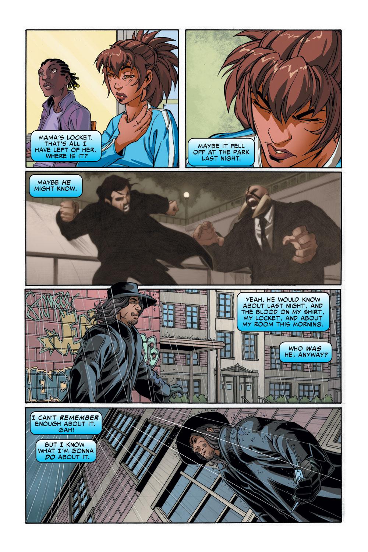 Read online Amazing Fantasy (2004) comic -  Issue #2 - 12