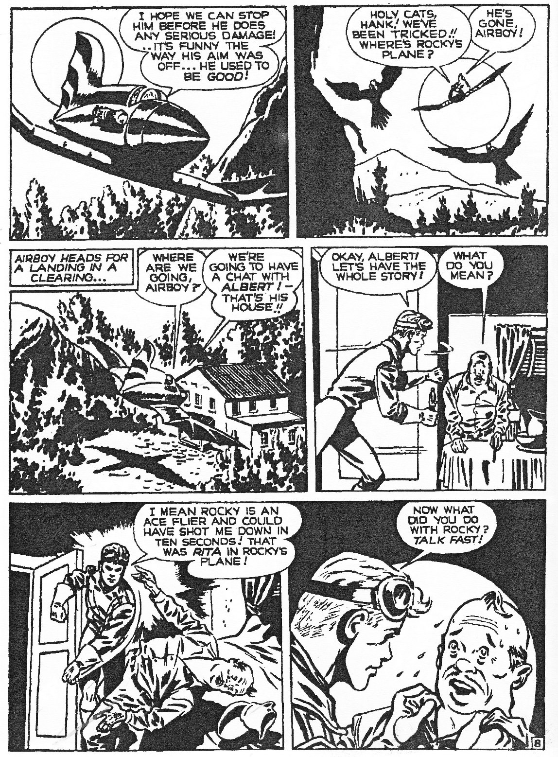 Read online Men of Mystery Comics comic -  Issue #83 - 188