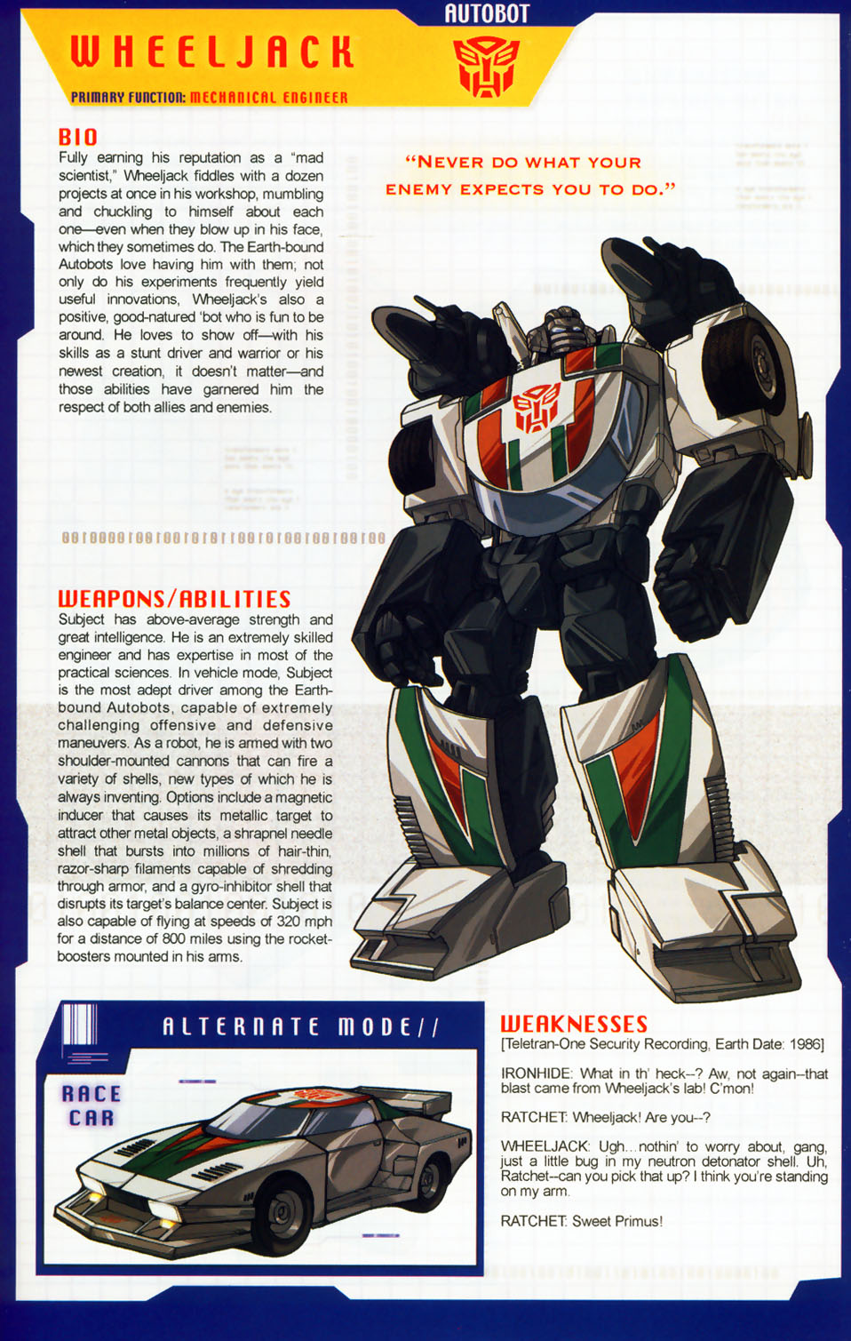 Read online Transformers: More than Meets the Eye comic -  Issue #7 - 44