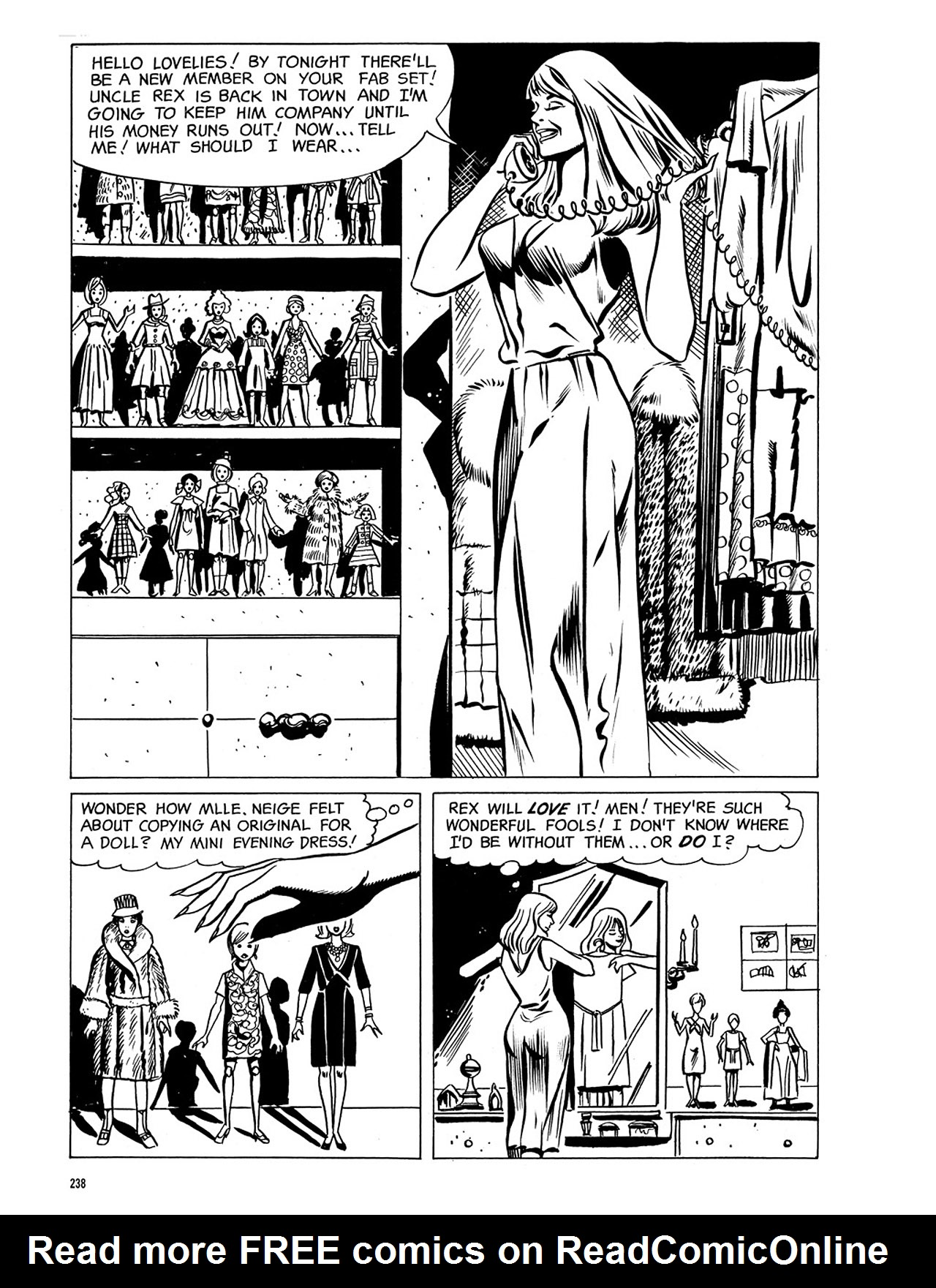 Read online Eerie Archives comic -  Issue # TPB 3 - 239