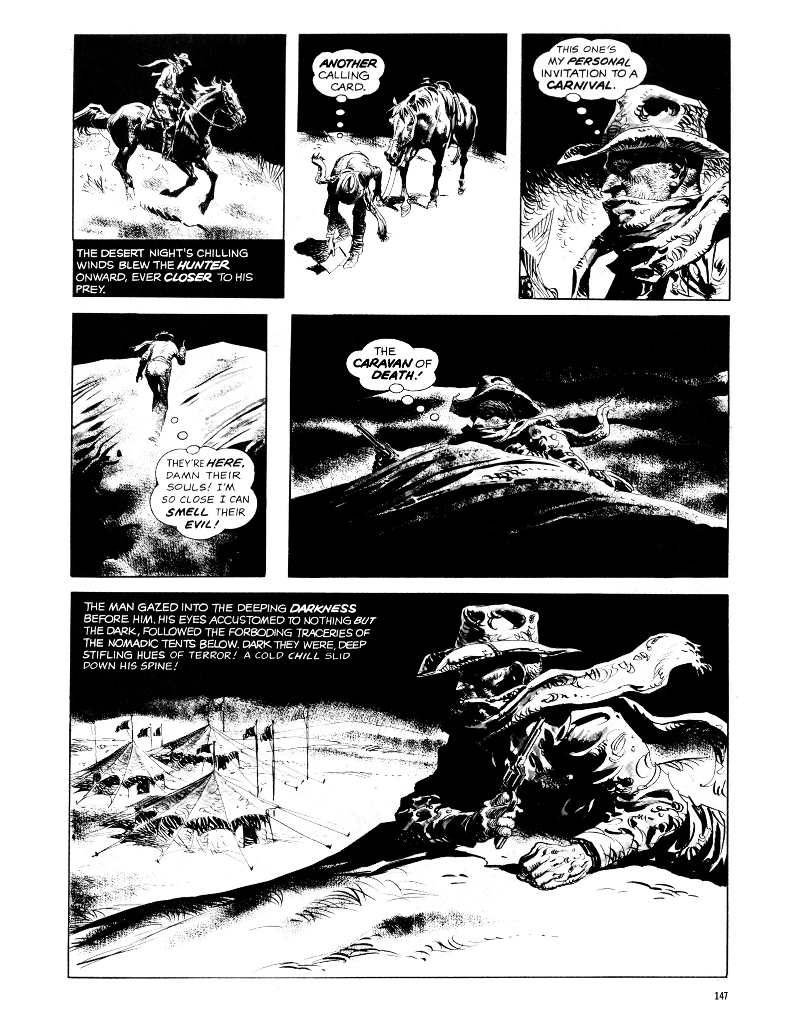 Read online Eerie Archives comic -  Issue # TPB 14 - 148