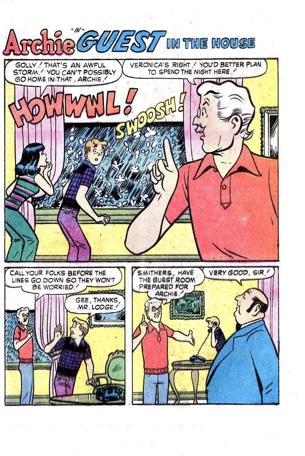 Read online Archie (1960) comic -  Issue #245 - 29