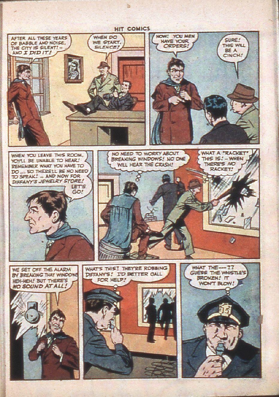 Read online Hit Comics comic -  Issue #37 - 7