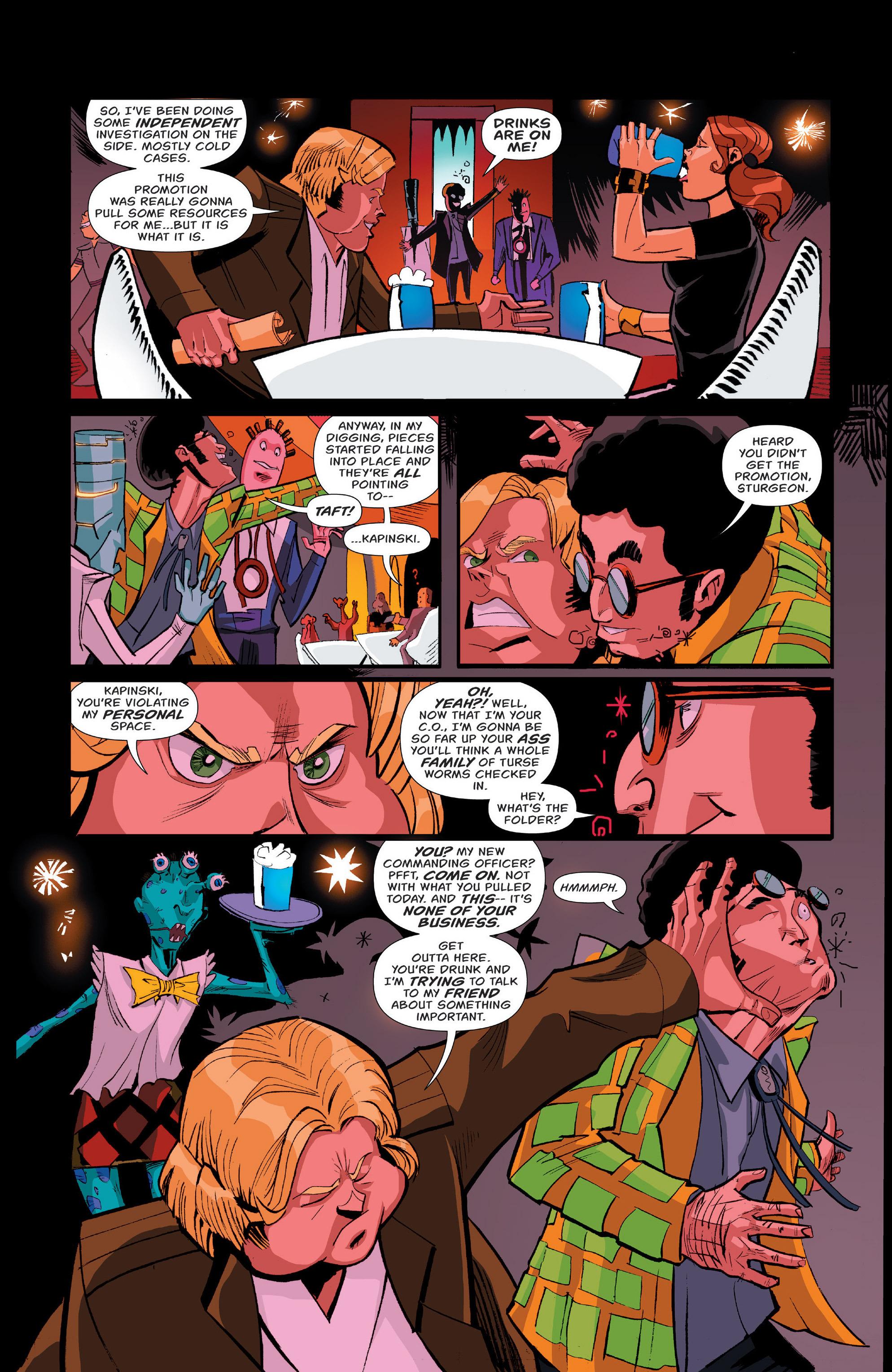 Read online Shutter comic -  Issue #24 - 26