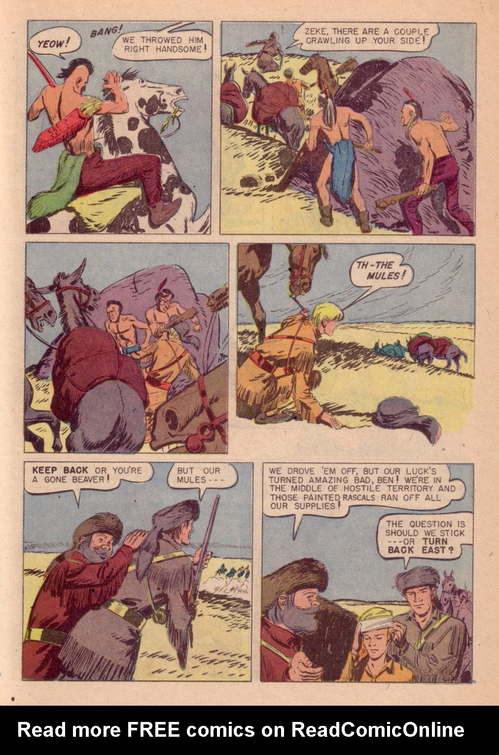 Four Color Comics issue 657 - Page 23
