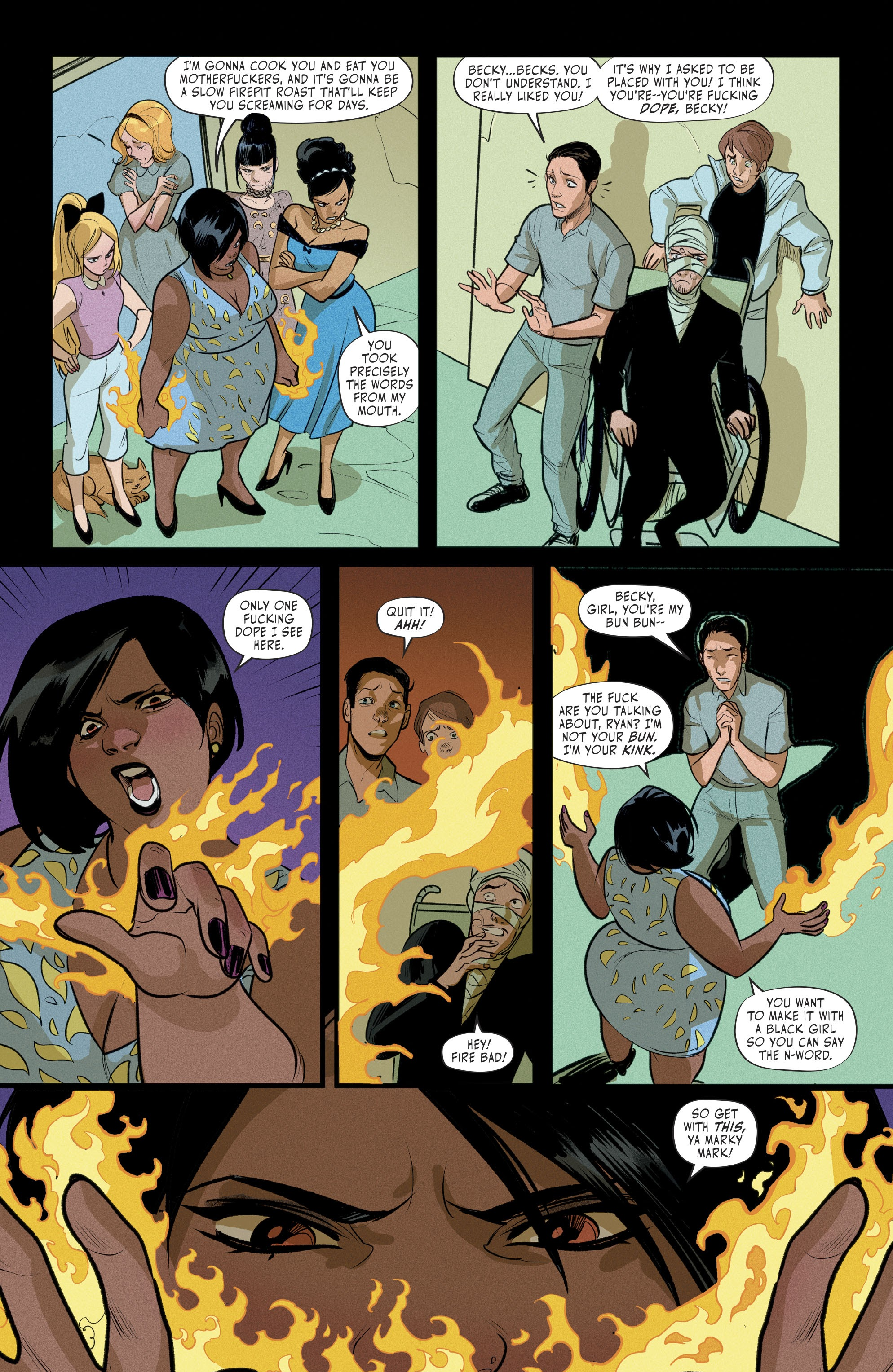 Hex Wives #6 #6 - English 7