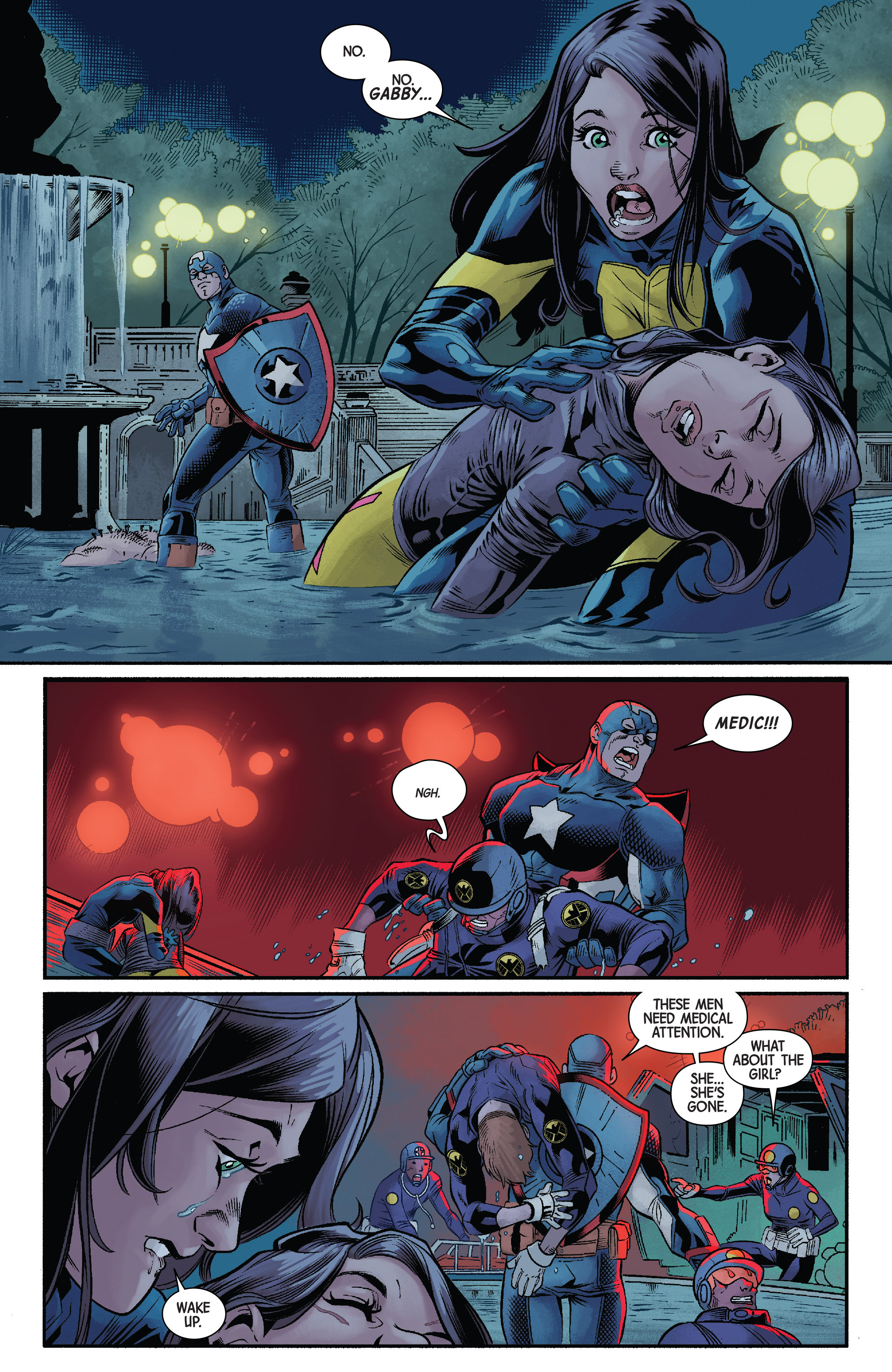 Read online All-New Wolverine (2016) comic -  Issue #12 - 6