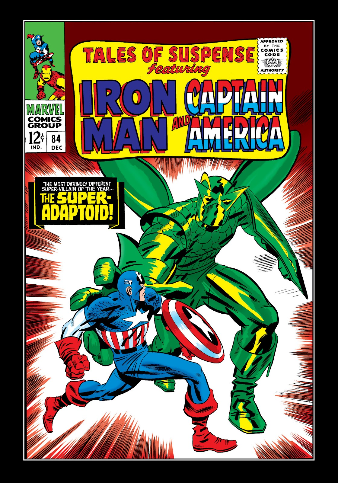 Read online Marvel Masterworks: The Invincible Iron Man comic -  Issue # TPB 4 (Part 1) - 6