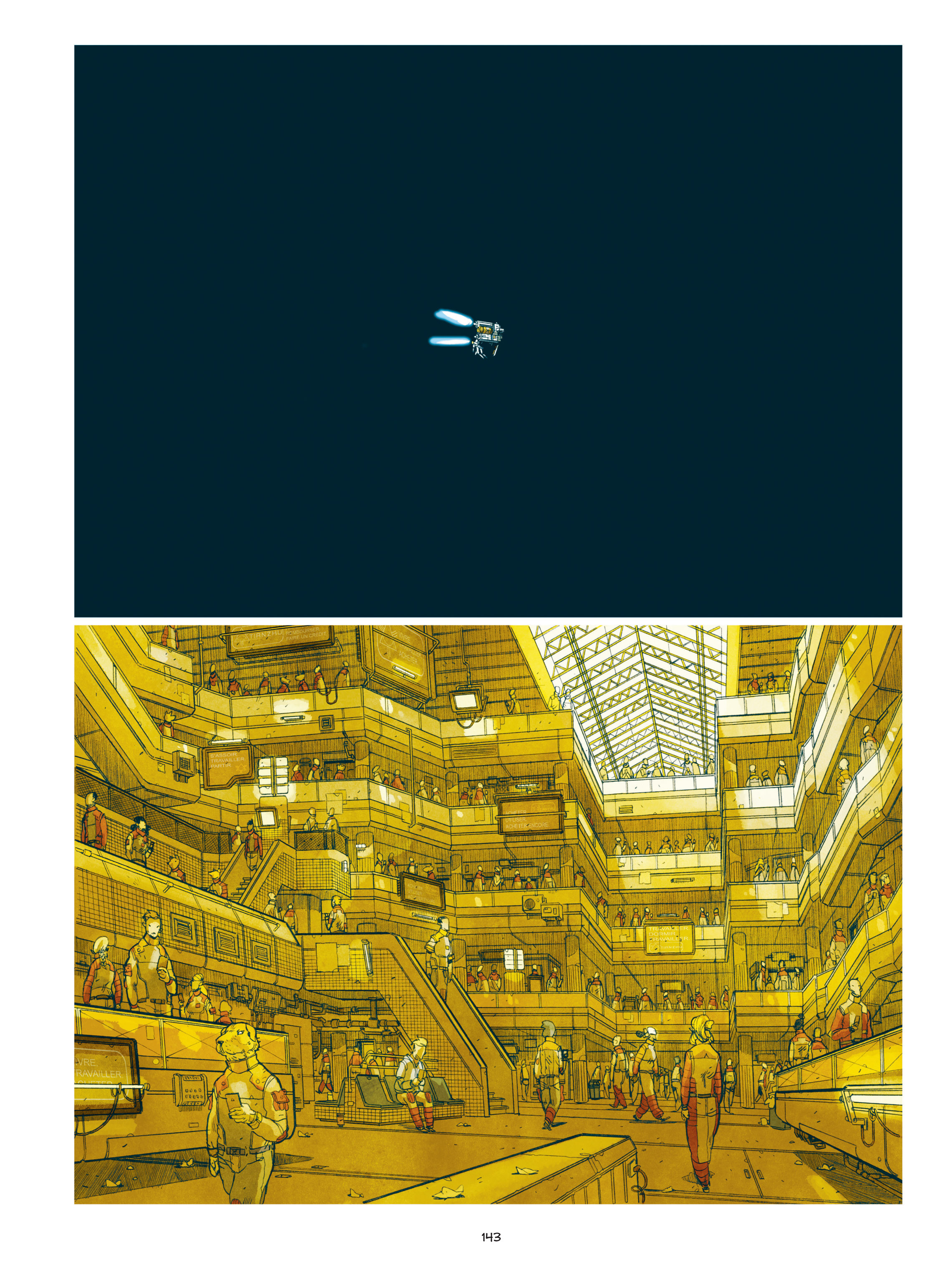 Read online Shangri-La comic -  Issue # Full - 144