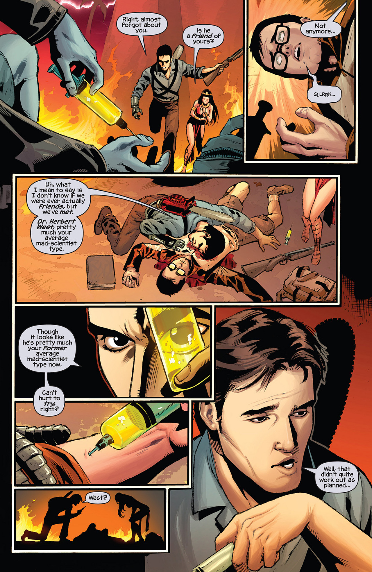Read online Prophecy comic -  Issue #4 - 9
