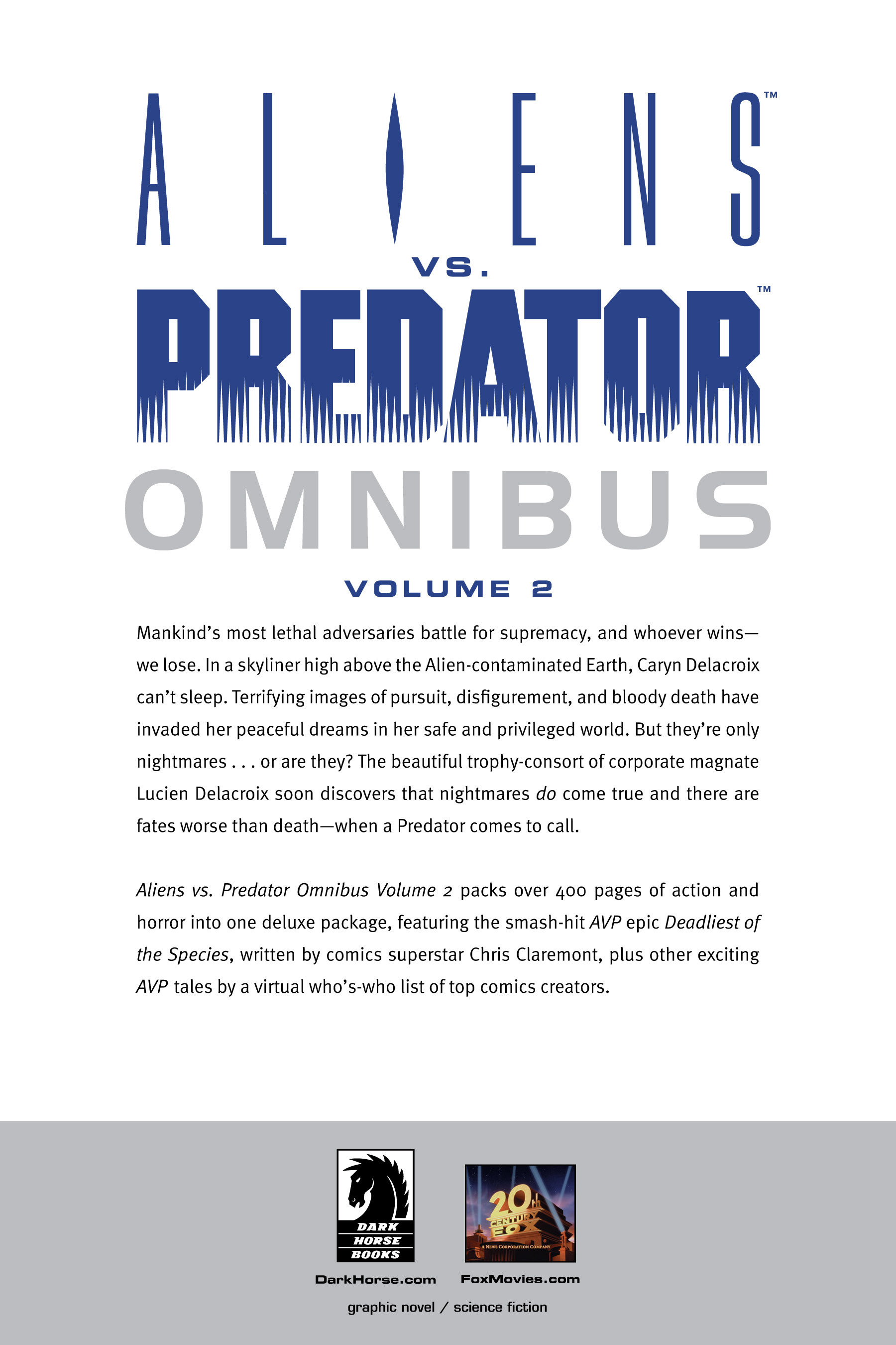 Read online Aliens vs. Predator Omnibus comic -  Issue # _TPB 2 Part 4 - 122